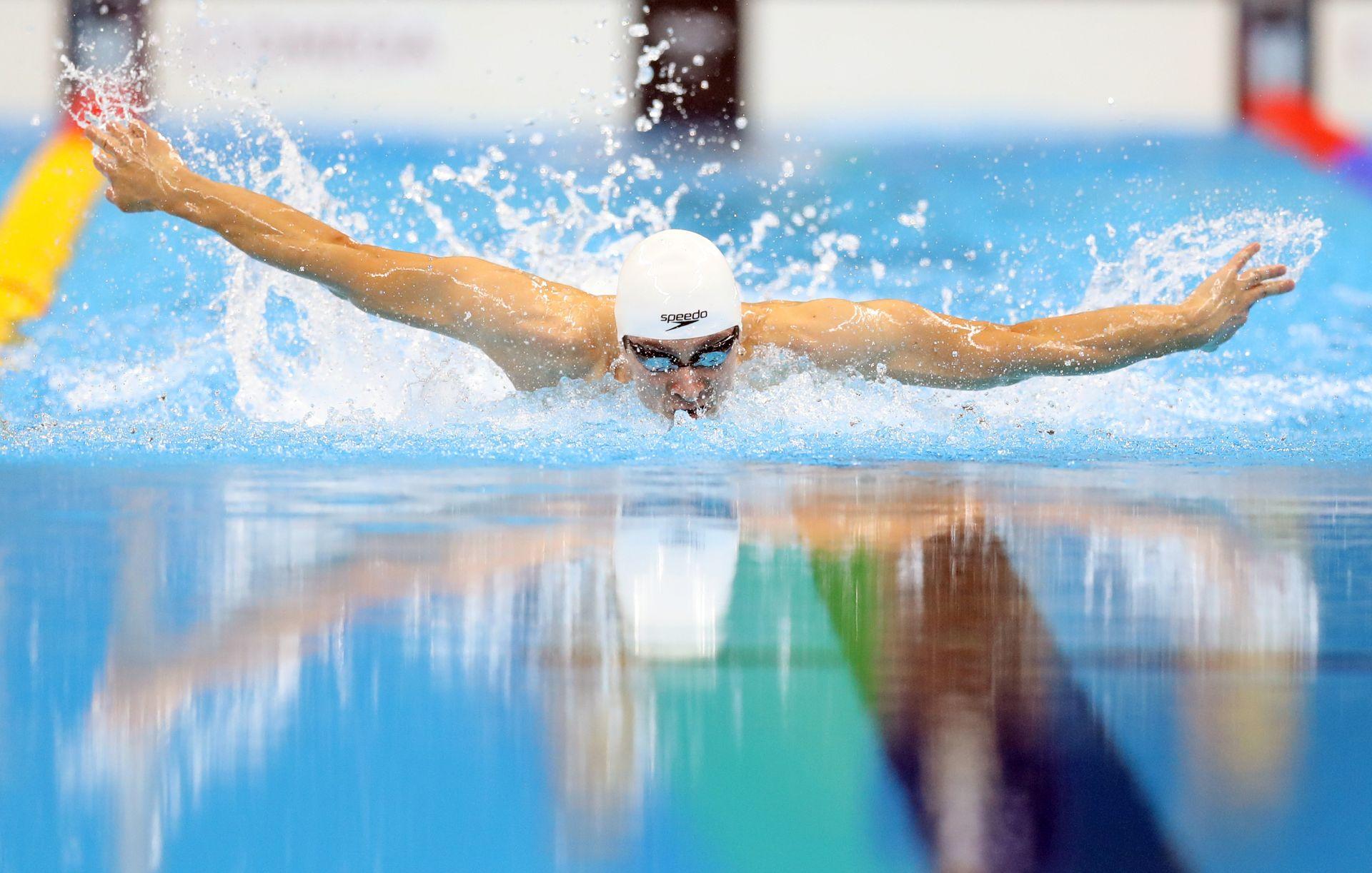 POI RIO: Kristijan Vincetić šesti na 100m delfin