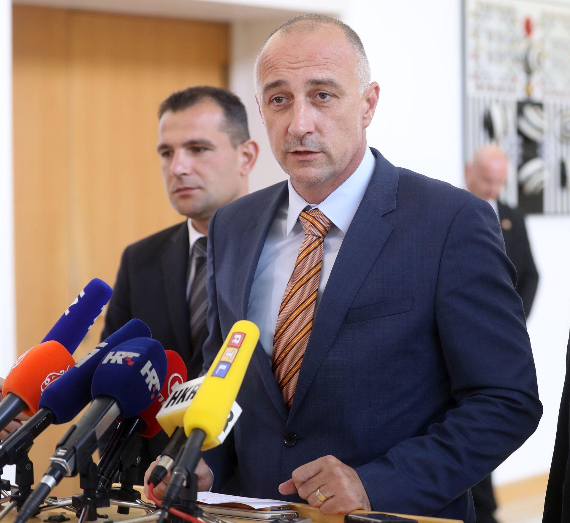VRDOLJAK: Očekujemo da HDZ i Most sastave vladu i preuzmu odgovornost za zemlju