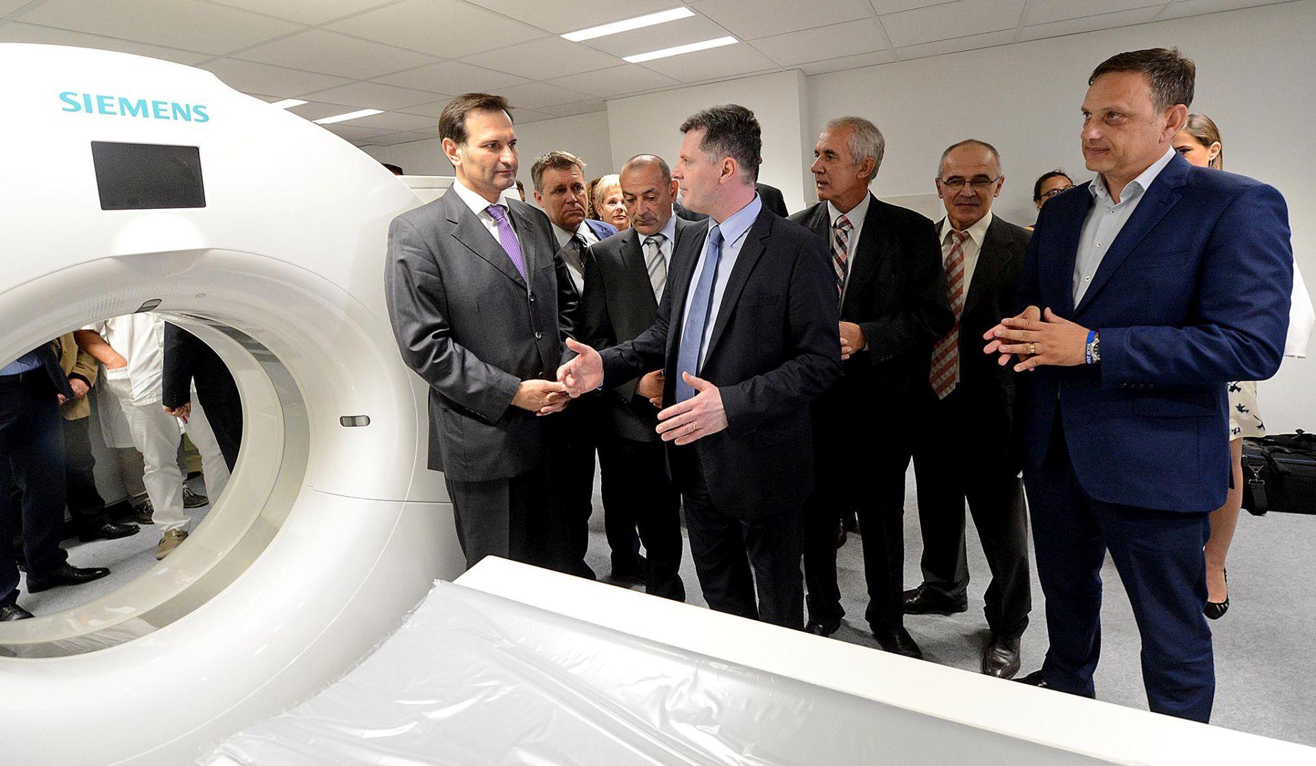 NOVAC IZ EU FONDOVA: Zadarska Opća bolnica dobila MSCT uređaj
