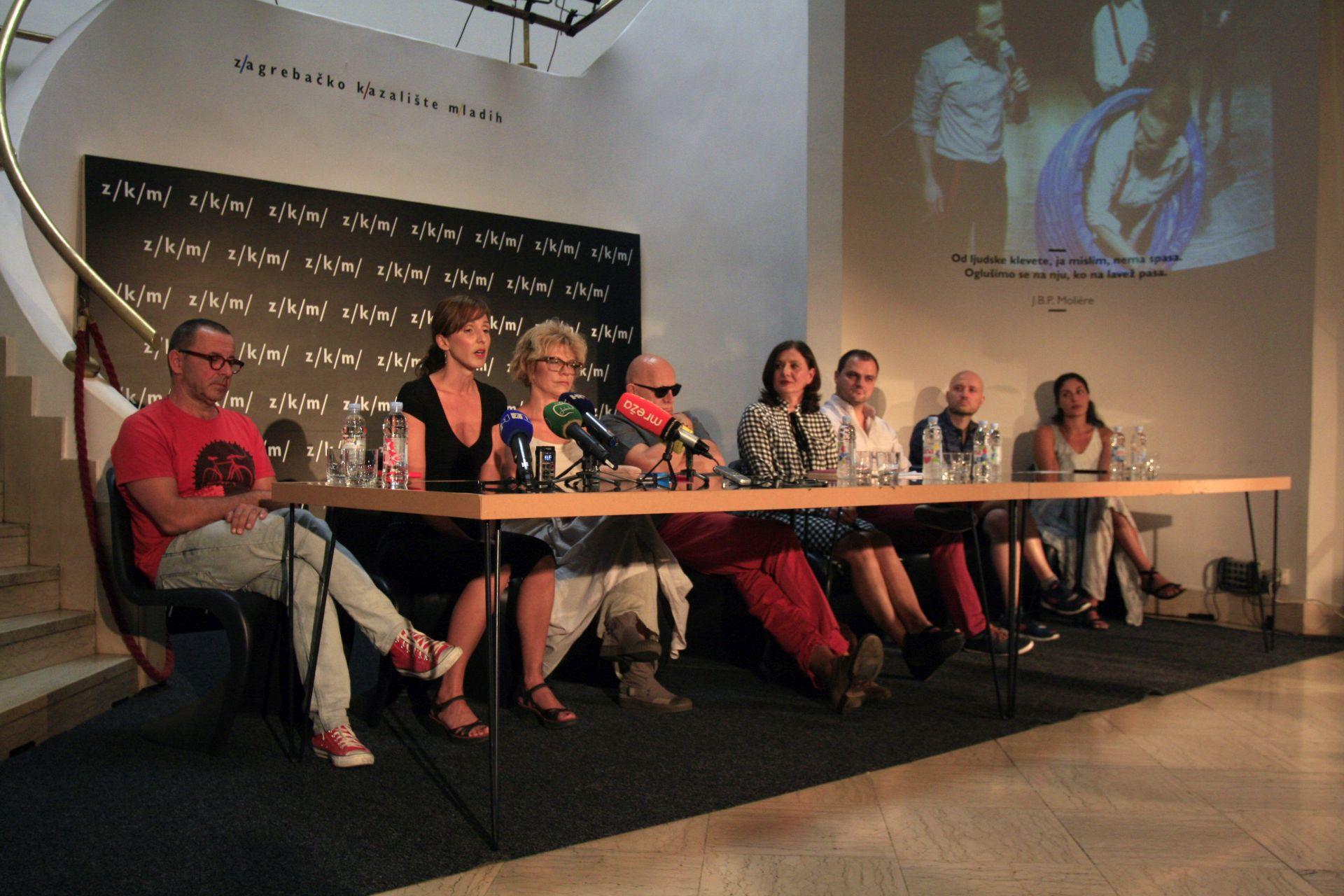 NOVA SEZONA ZKM-a: Četiri premijere s naglaskom na domaće autore