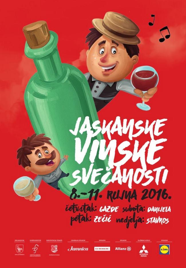 Program Jaskanskih vinskih svečanosti