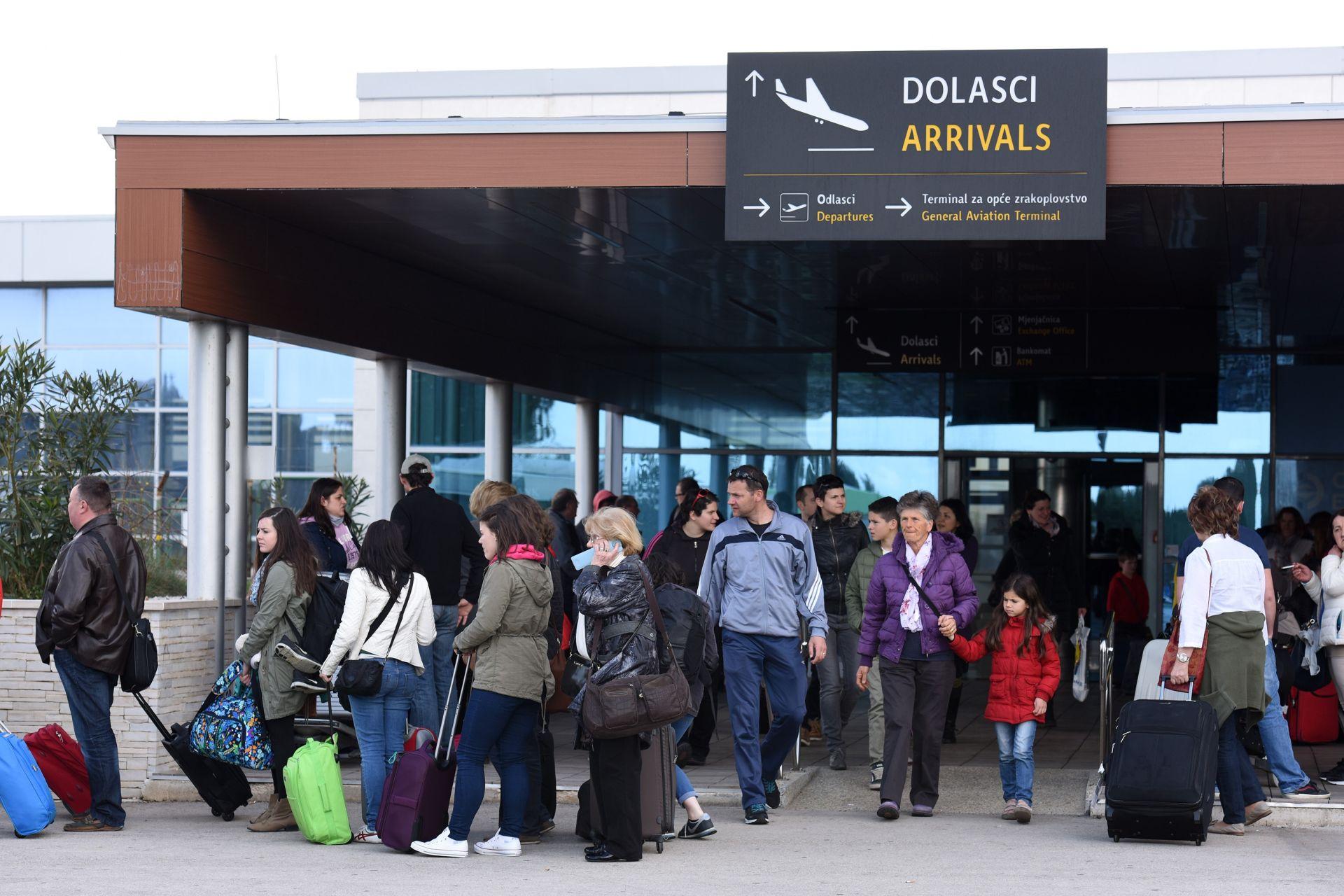 ZRAČNA LUKA ZADAR: Rekordan putnički promet u kolovozu