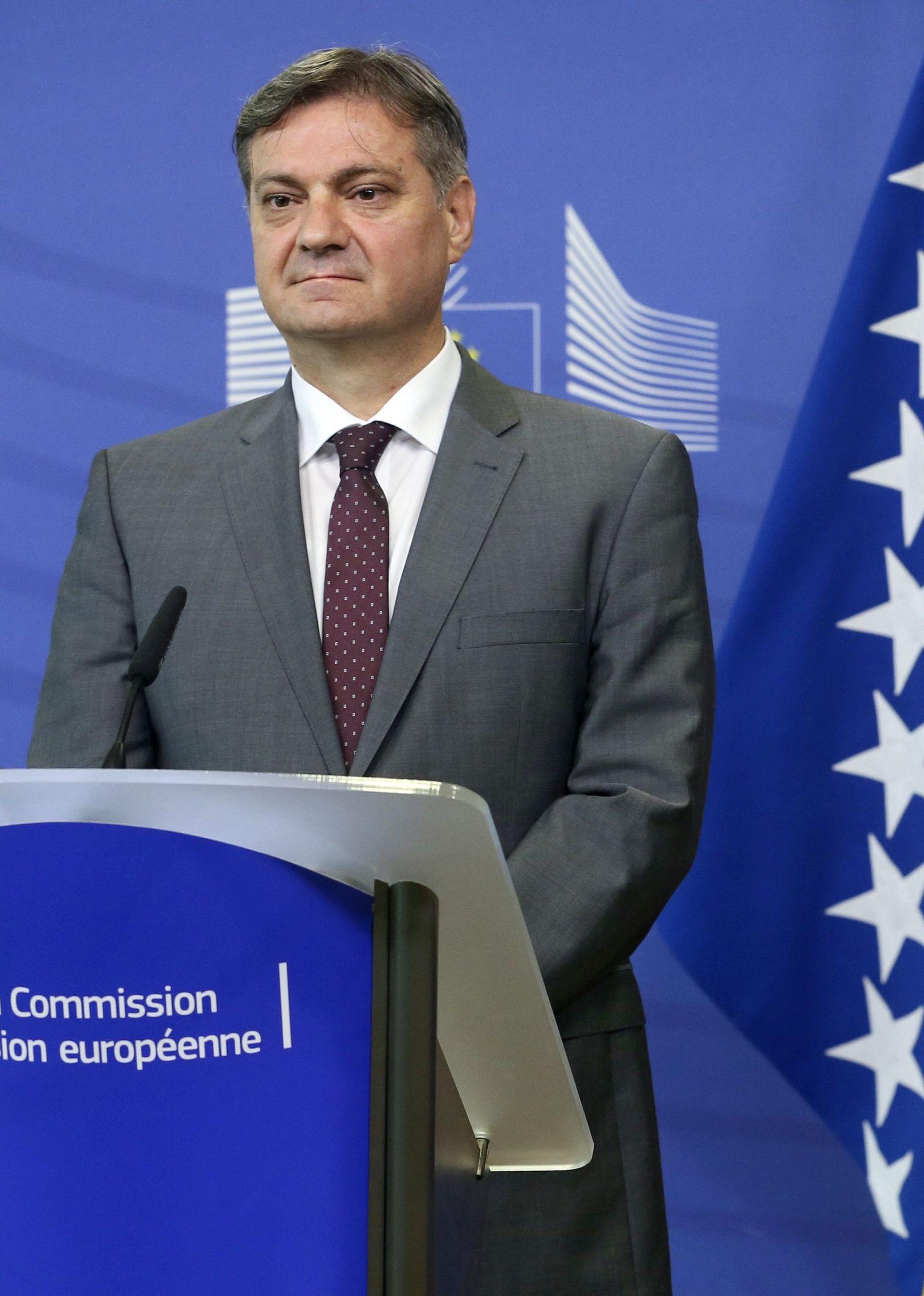 ZVIZDIĆ: Presuda Sejdić-Finci bit će provedena do dobivanja kandidatskog statusa