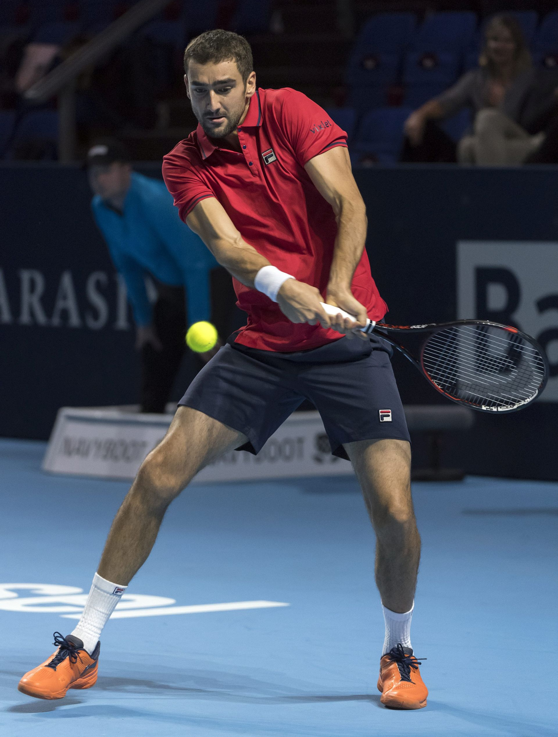 ATP BASEL: Marin Čilić u četvrtfinalu