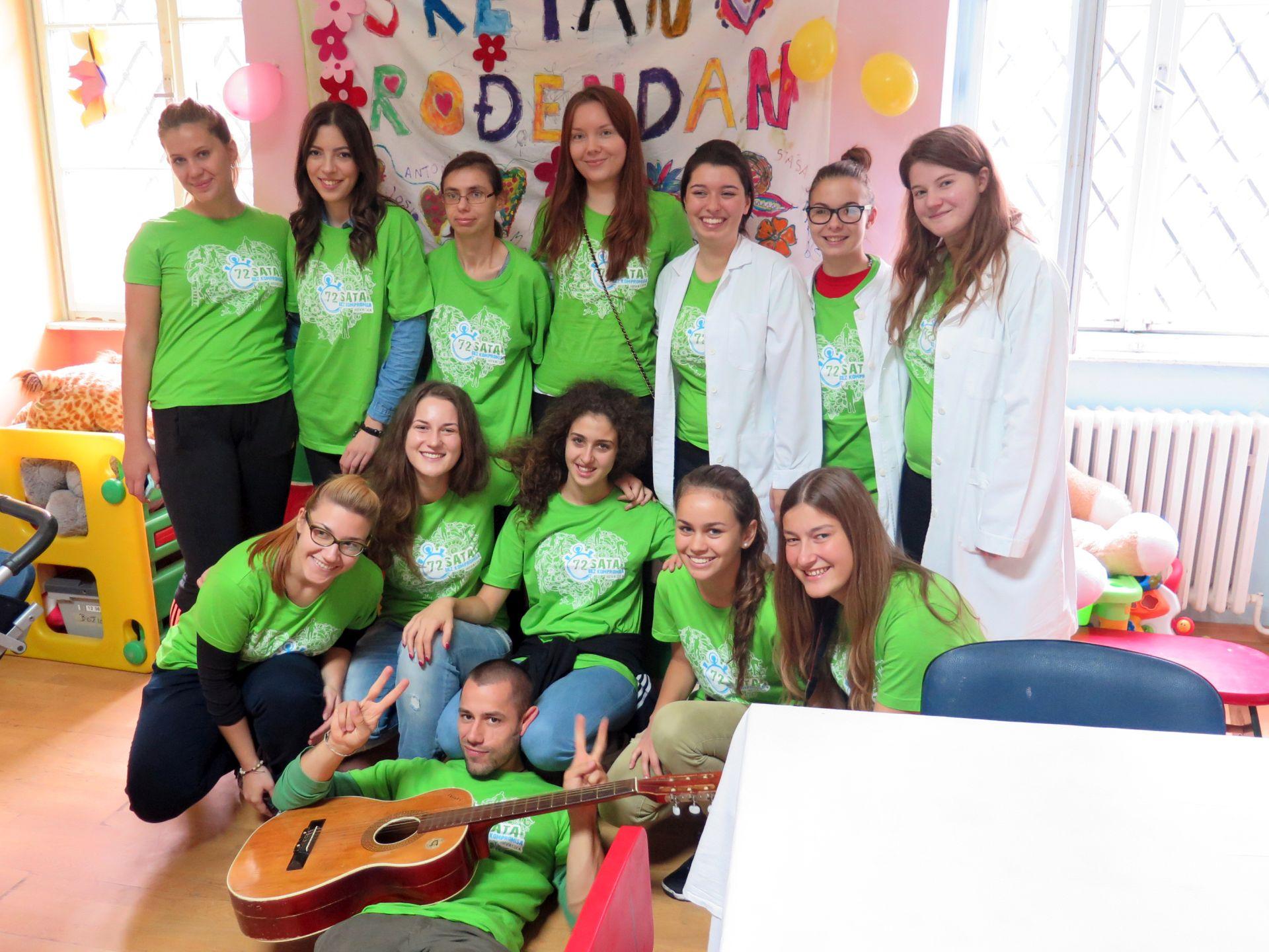 """MEĐUNARODNI PROJEKT: U akciji """"72 sata bez kompromisa"""" sudjelovalo 1800 mladih volontera"""