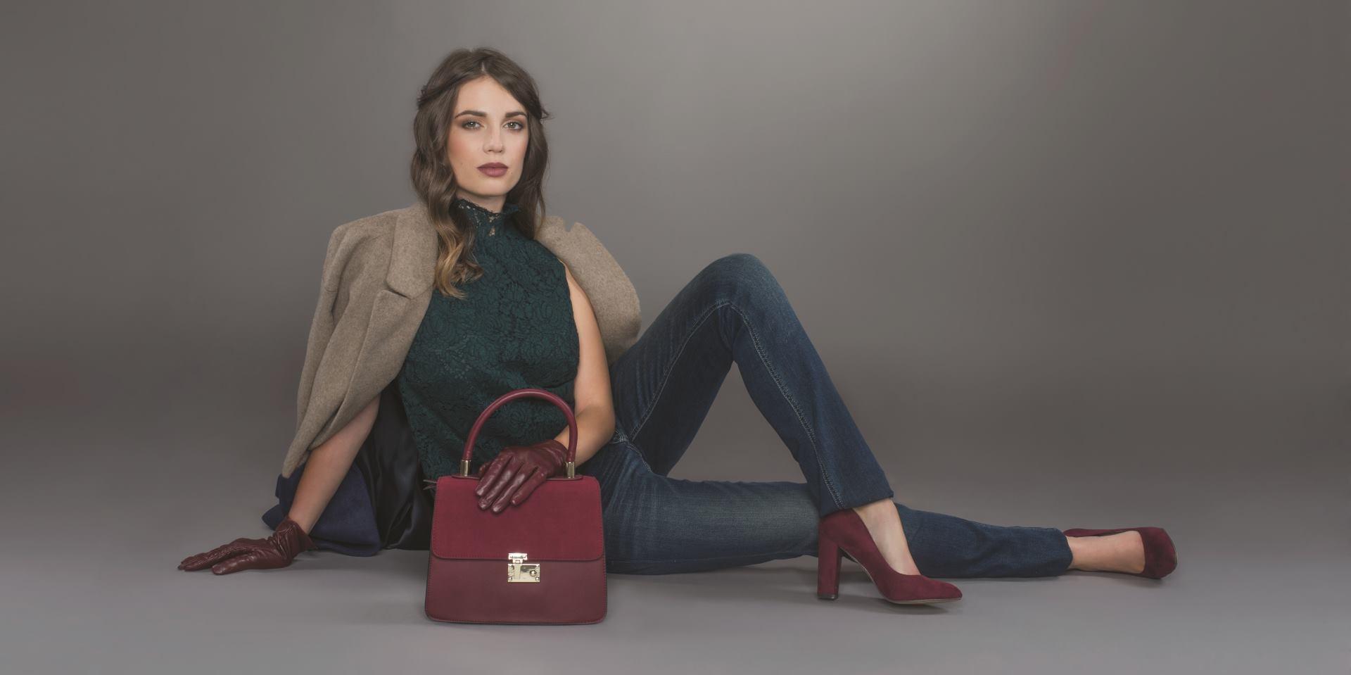FOTO: Ana Šegović je zaštitno Lumini lice 2016 i predstavlja najnovije modne trendove