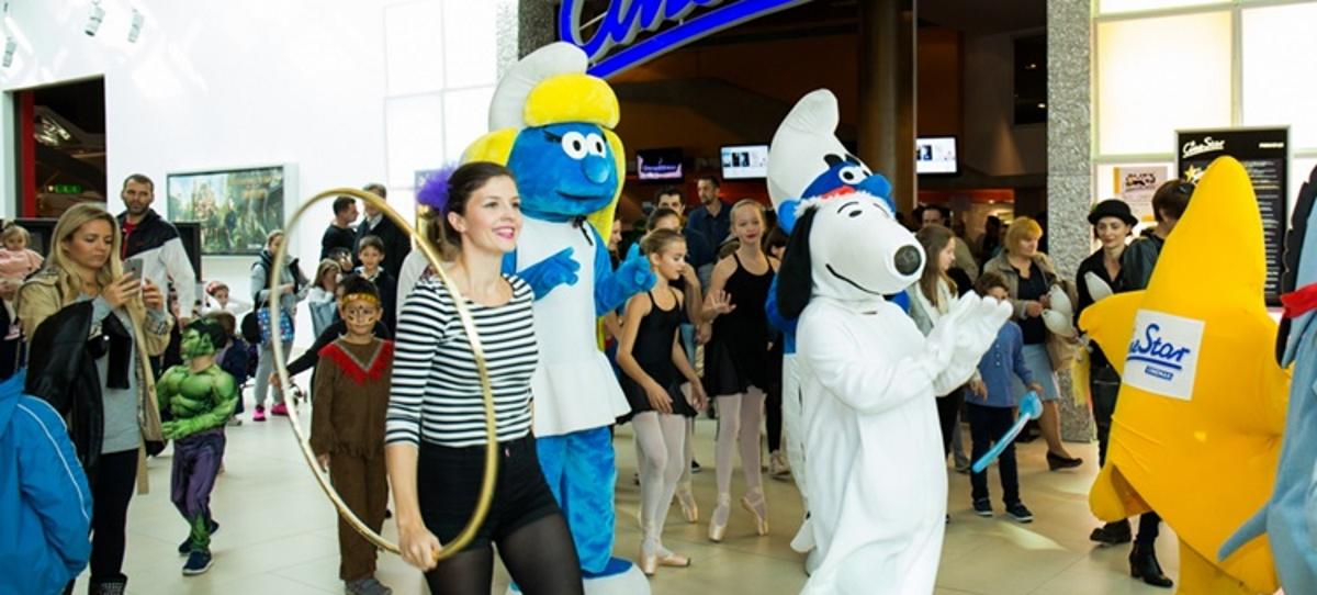 FOTO: Vikend u znaku trećeg po redu CineStar Dječjeg festivala