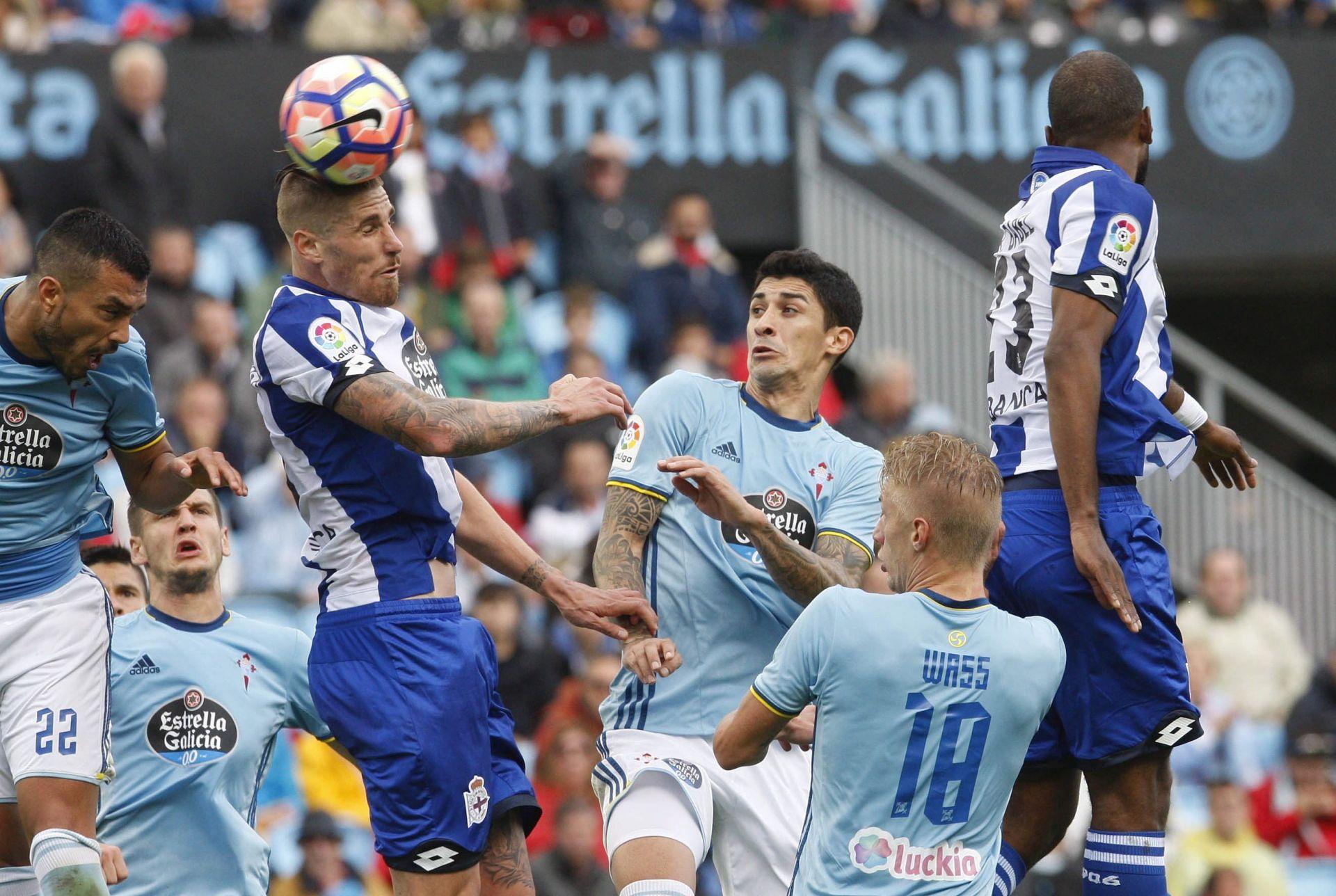 ŠPANJOLSKA: Celta Vigo – Deportivo 4:1