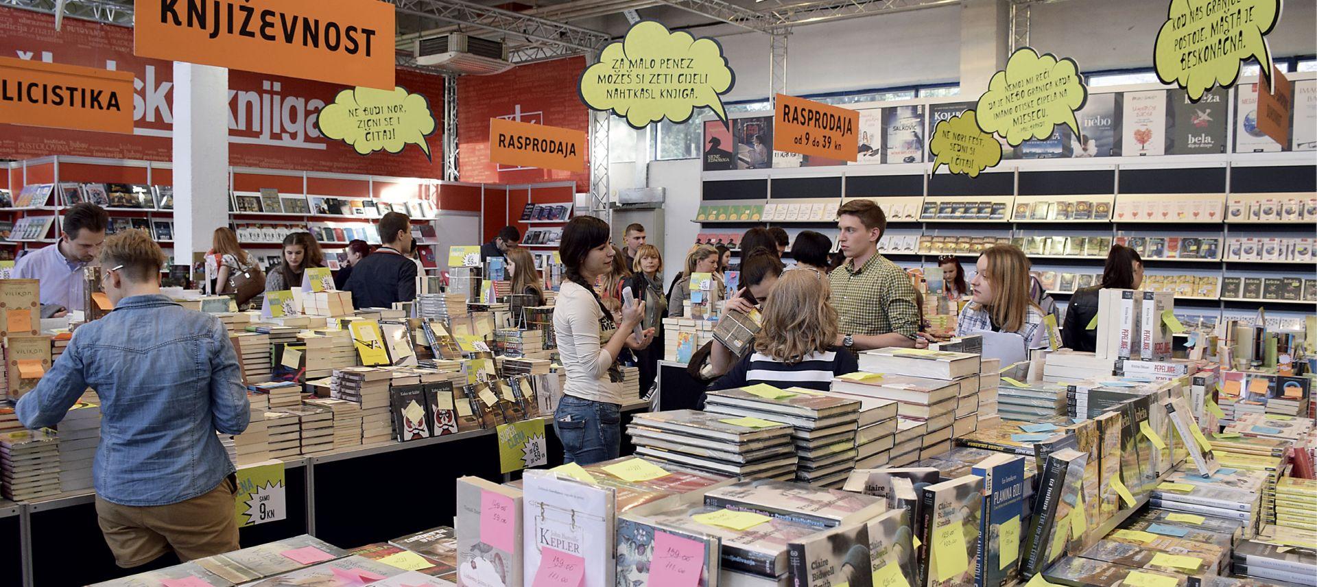INTERLIBER – što nakladnici zamjeraju najvećem hrvatskom sajmu knjiga