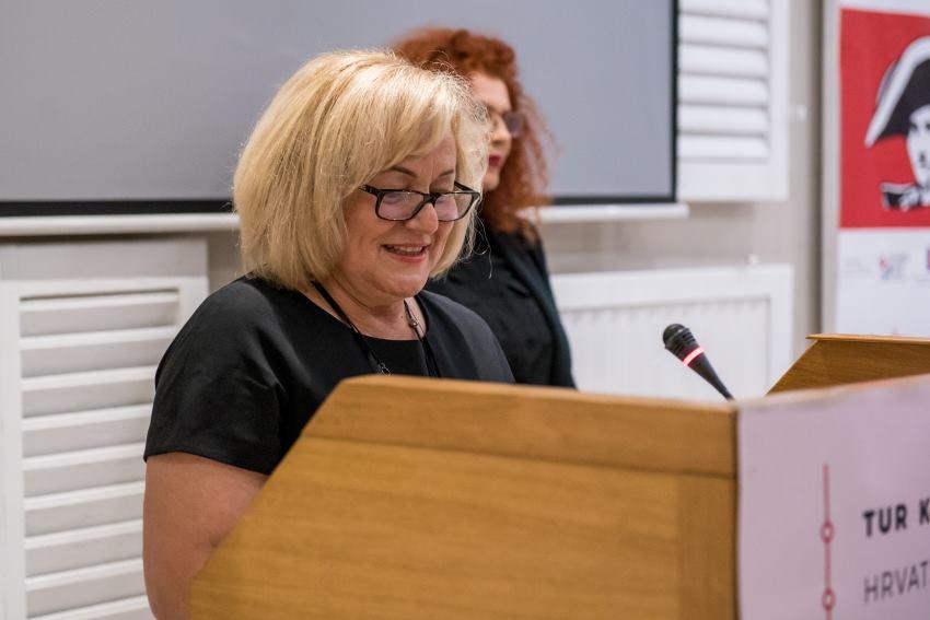 Dubravka Davidović, glavna organizatorica