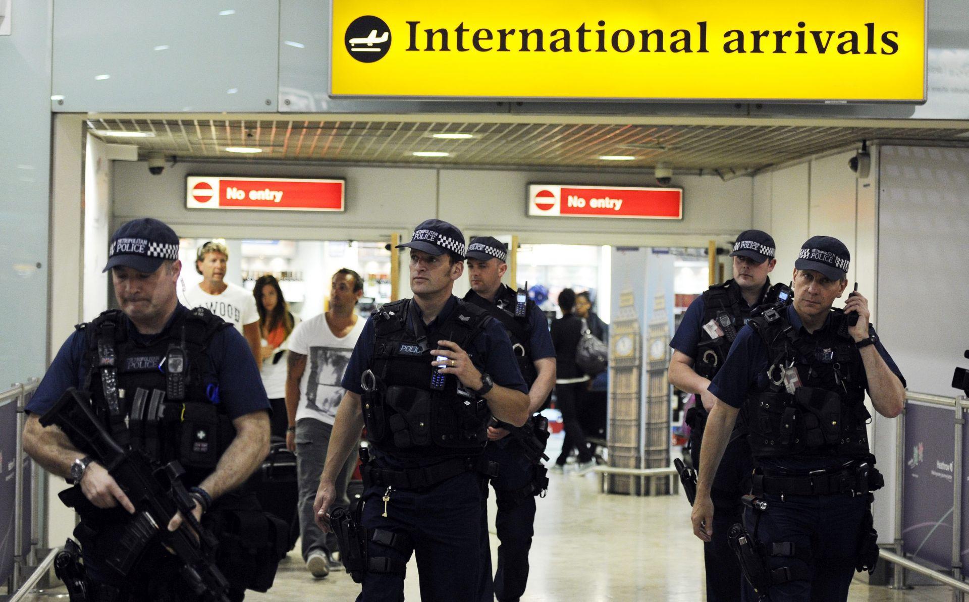"""Nakon """"kemijskog incidenta"""" u londonskoj zračnoj luci 26 ljudi dobilo zdravstvenu pomoć"""