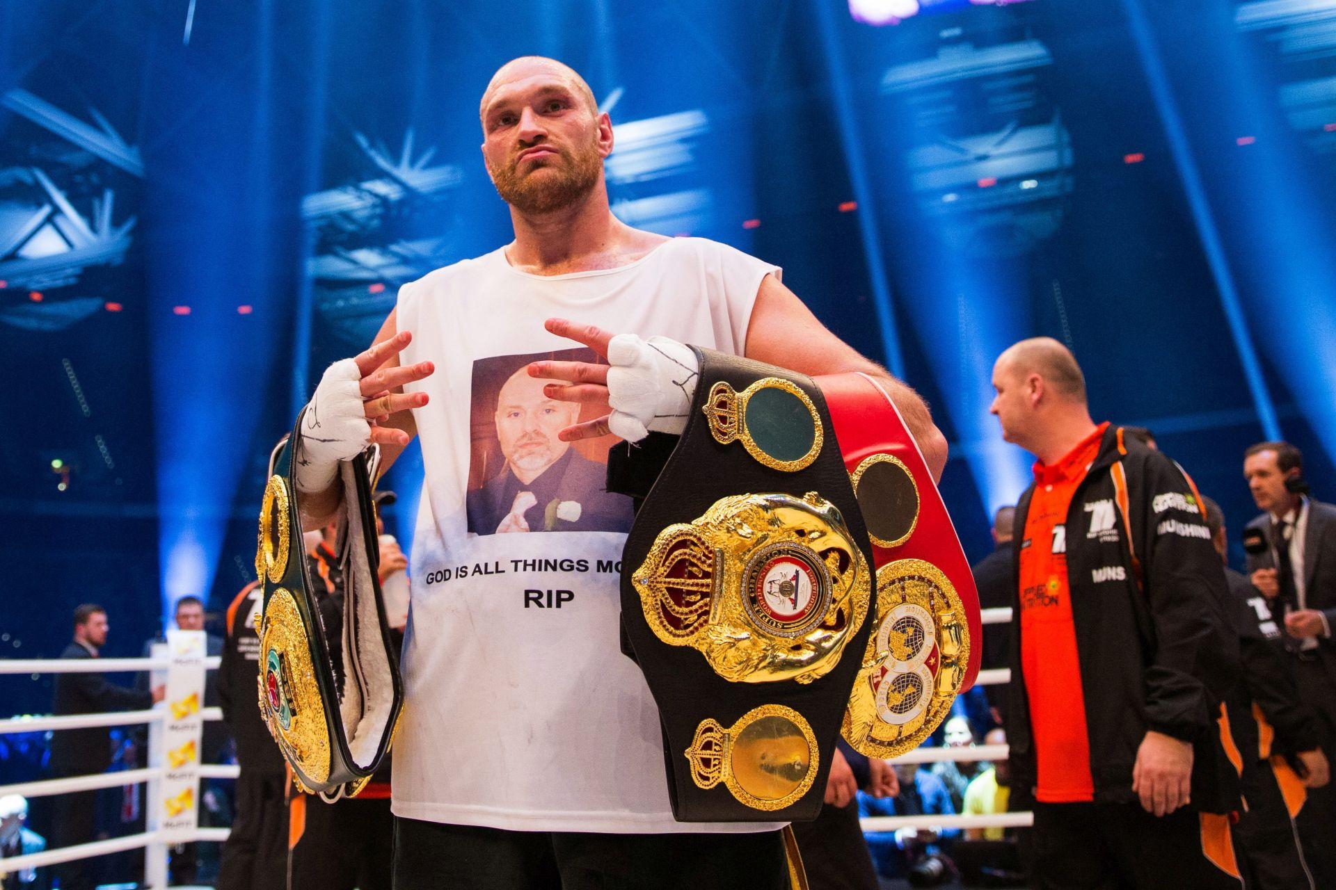 Tyson Fury ostao bez trenera dva mjeseca uoči revanša s Wilderom