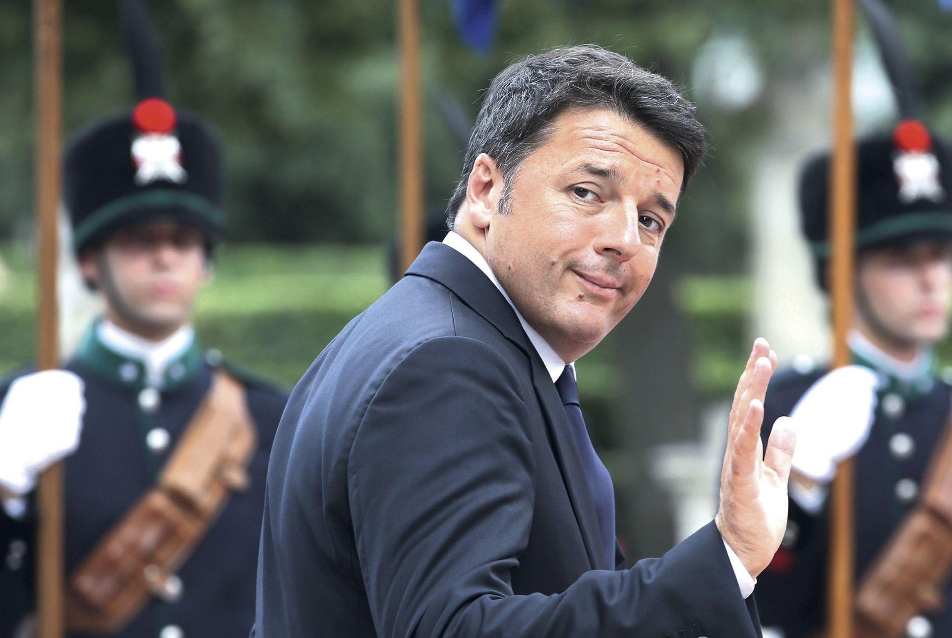 Talijanski premijer nova žrtva propadajućeg referenduma