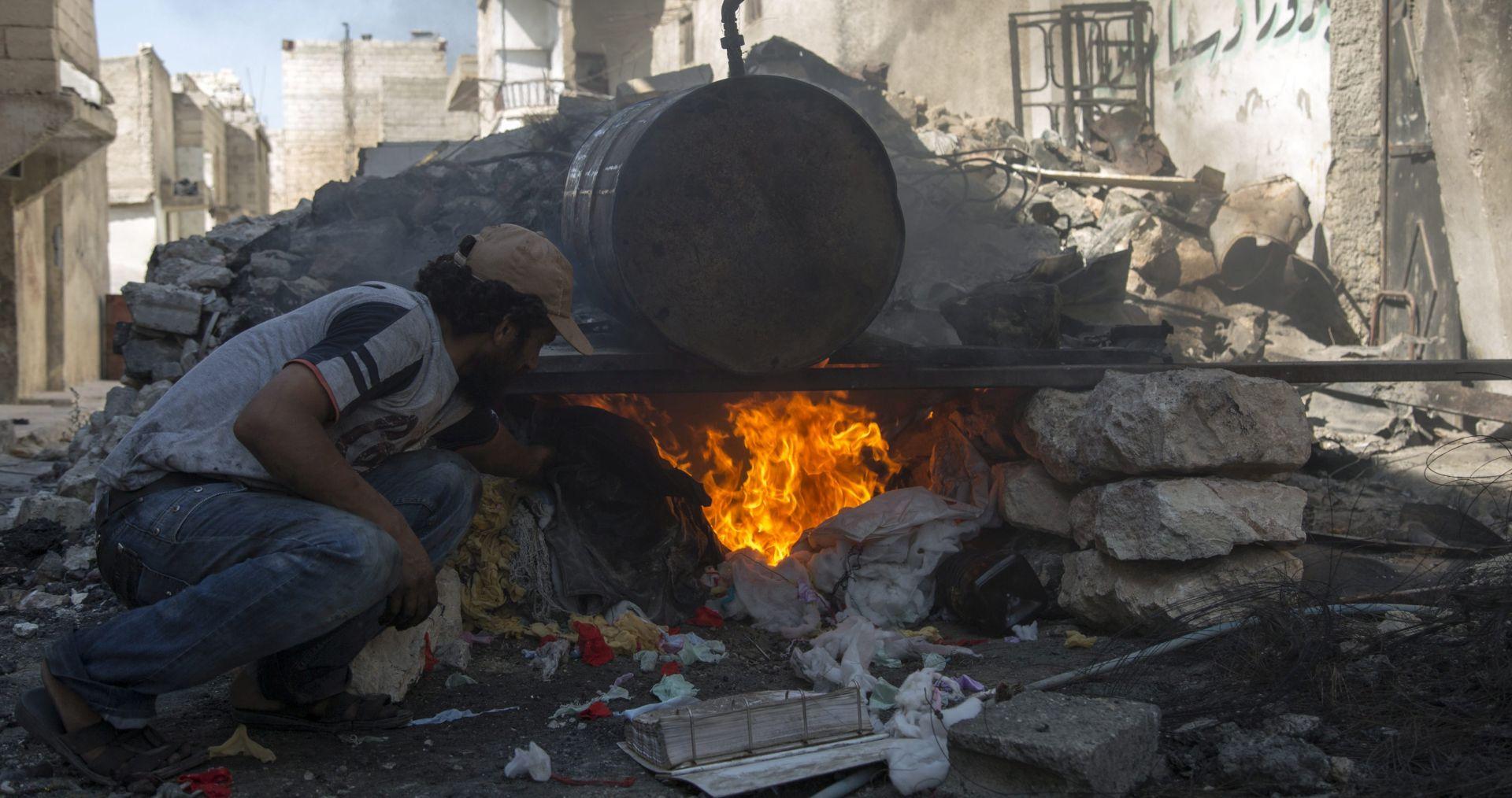 Sirijska vlada udara po Alepu nakon neuspješnog glasanja u UN-u
