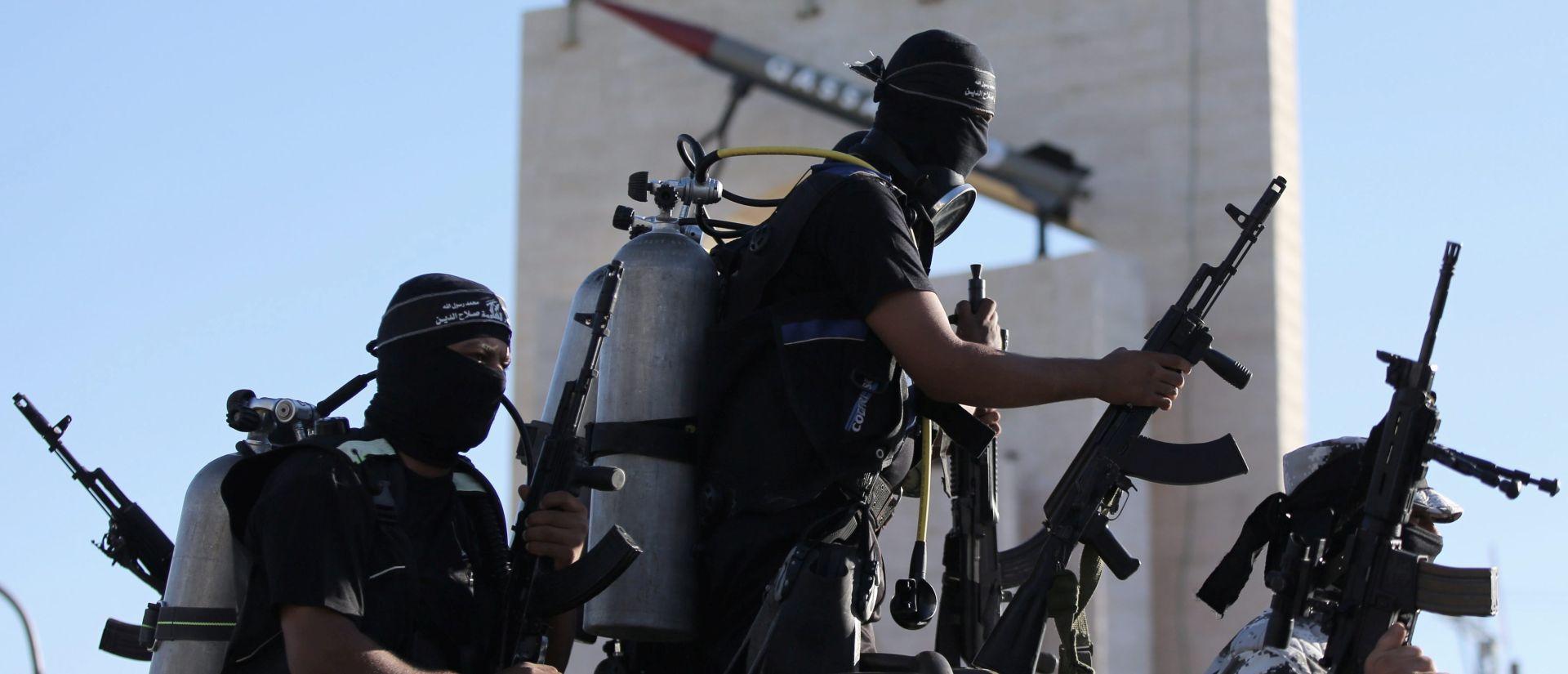 Izraelski zrakoplov napao Gazu nakon što je raketa pogodila izraelski gradić