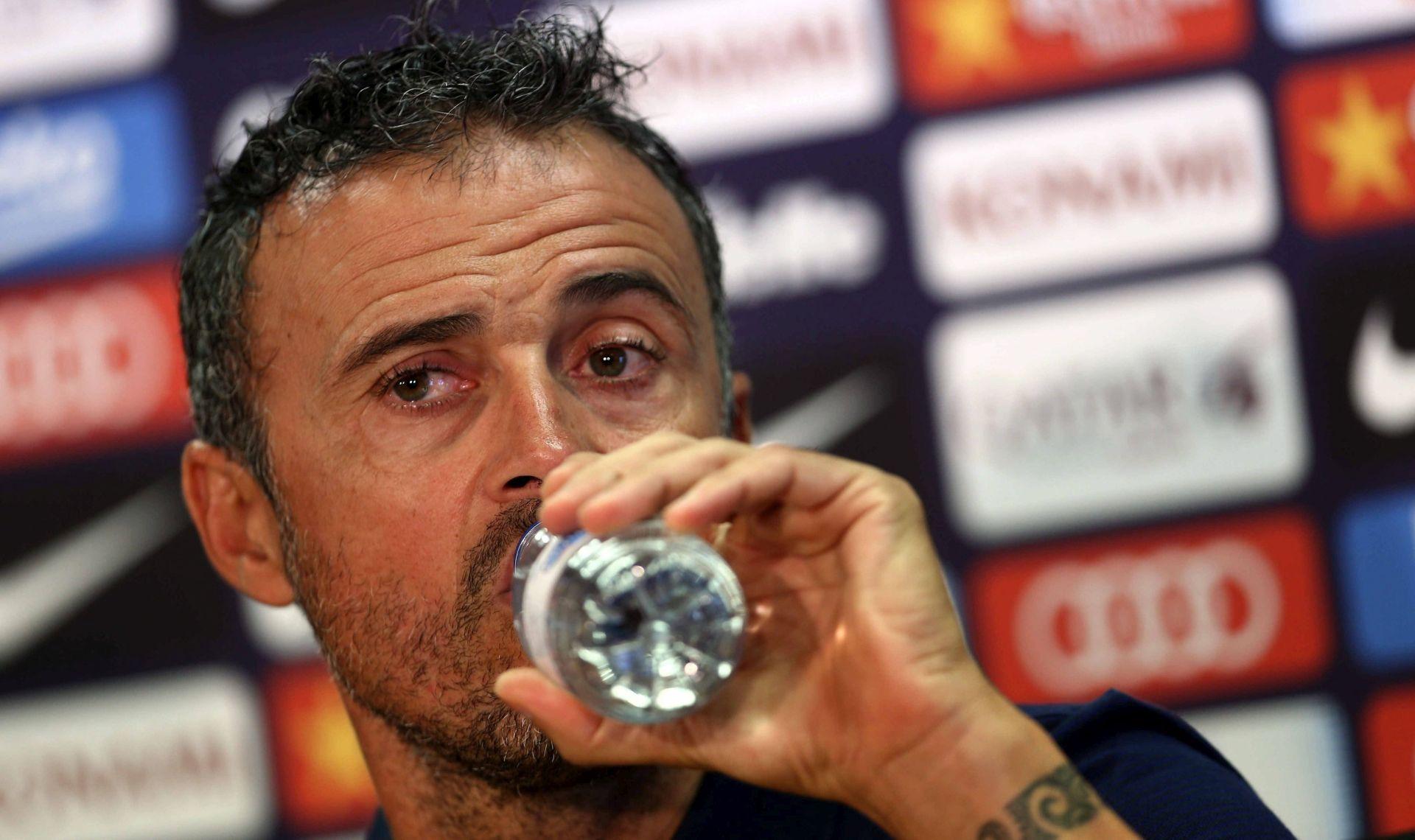 "BARTOMEU ""Prioritet je i dalje da Luis Enrique ostane"""
