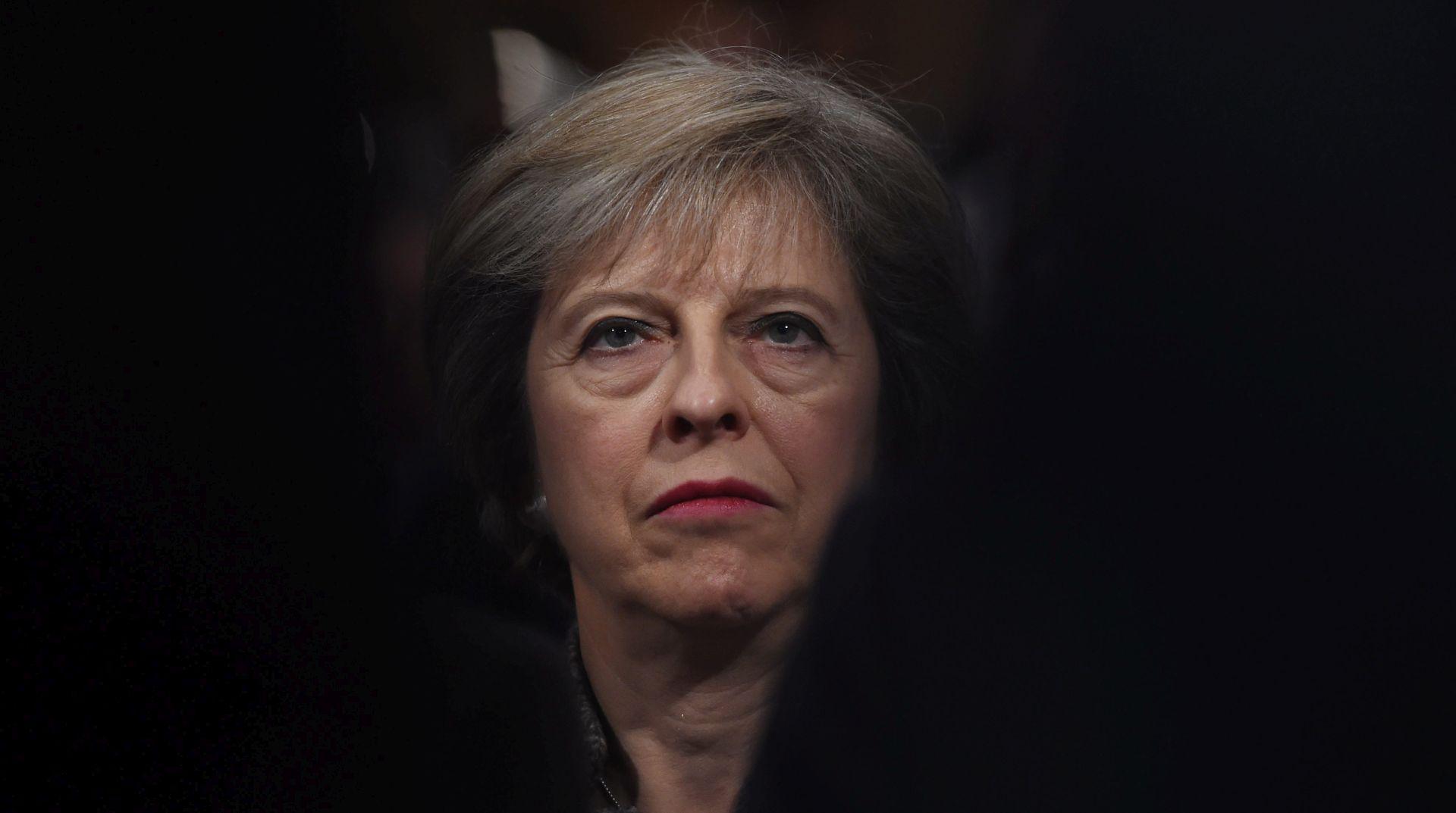 May iznijela svoju viziju Britanije