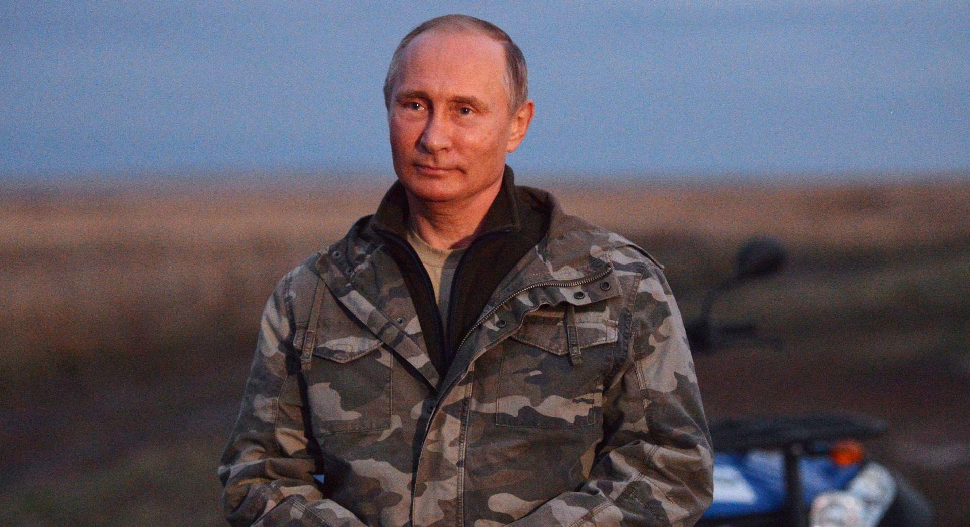 VIDEO: PUTIN SE NAŠALIO 'Ruska granica nigdje se ne završava'