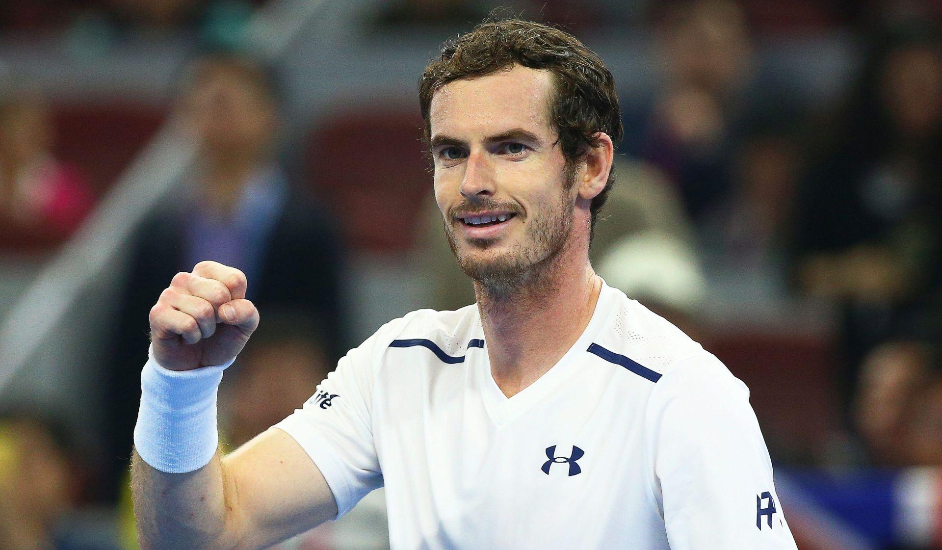 ATP PEKING Murray osvojio 40. naslov u karijeri