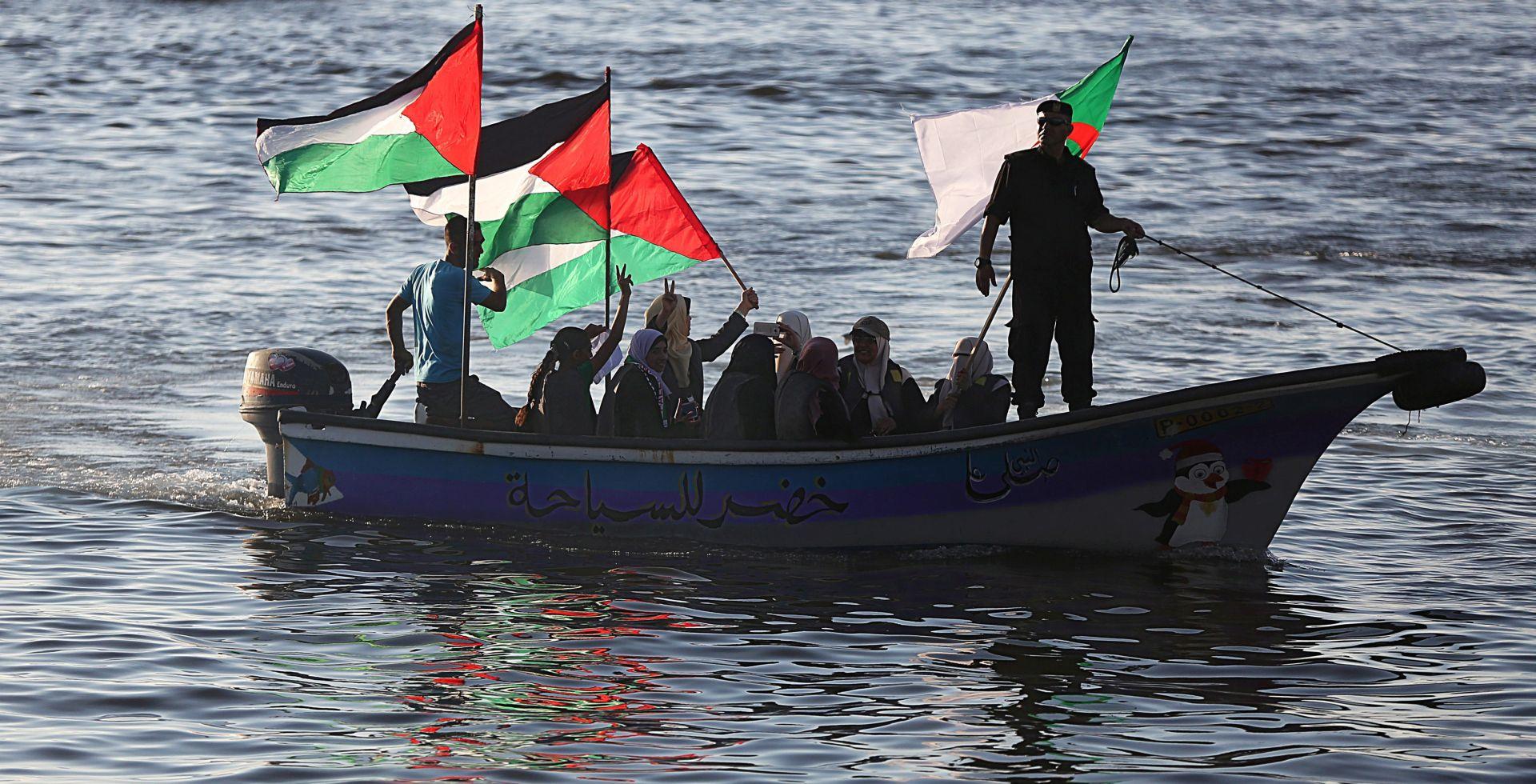 Izrael presreo aktivistički brod koji je pokušavao doći do Gaze