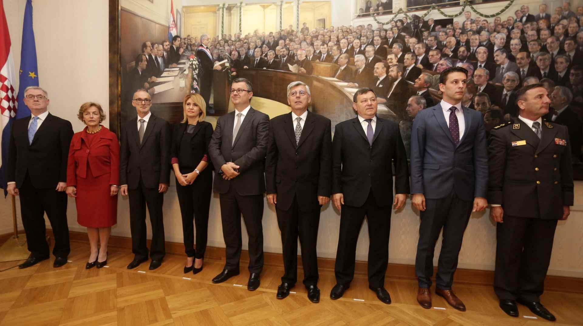 Hrvatski sabor obilježio 25 godina hrvatske neovisnosti