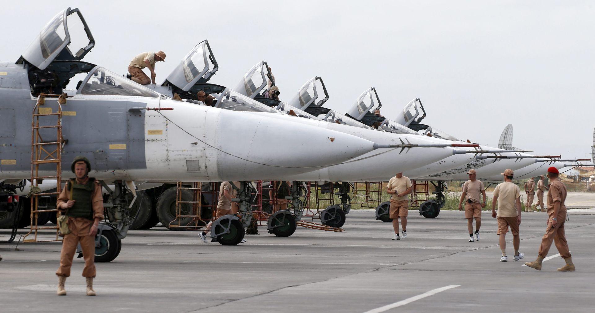 Rusija kaže da je premjestila projektile koji mogu nositi nuklearne glave u Kalinjingrad zbog vježbe