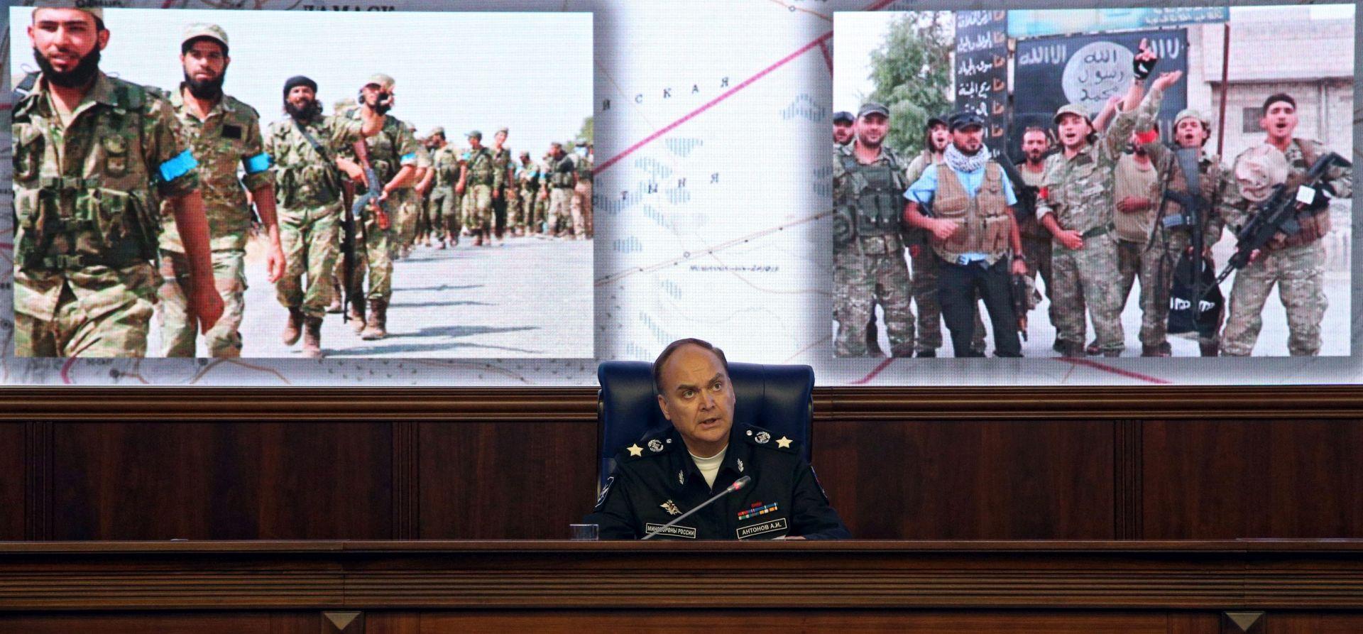 EP upozorava na propagandu Rusije i islamističkih terorističkih organizacija prema Europi