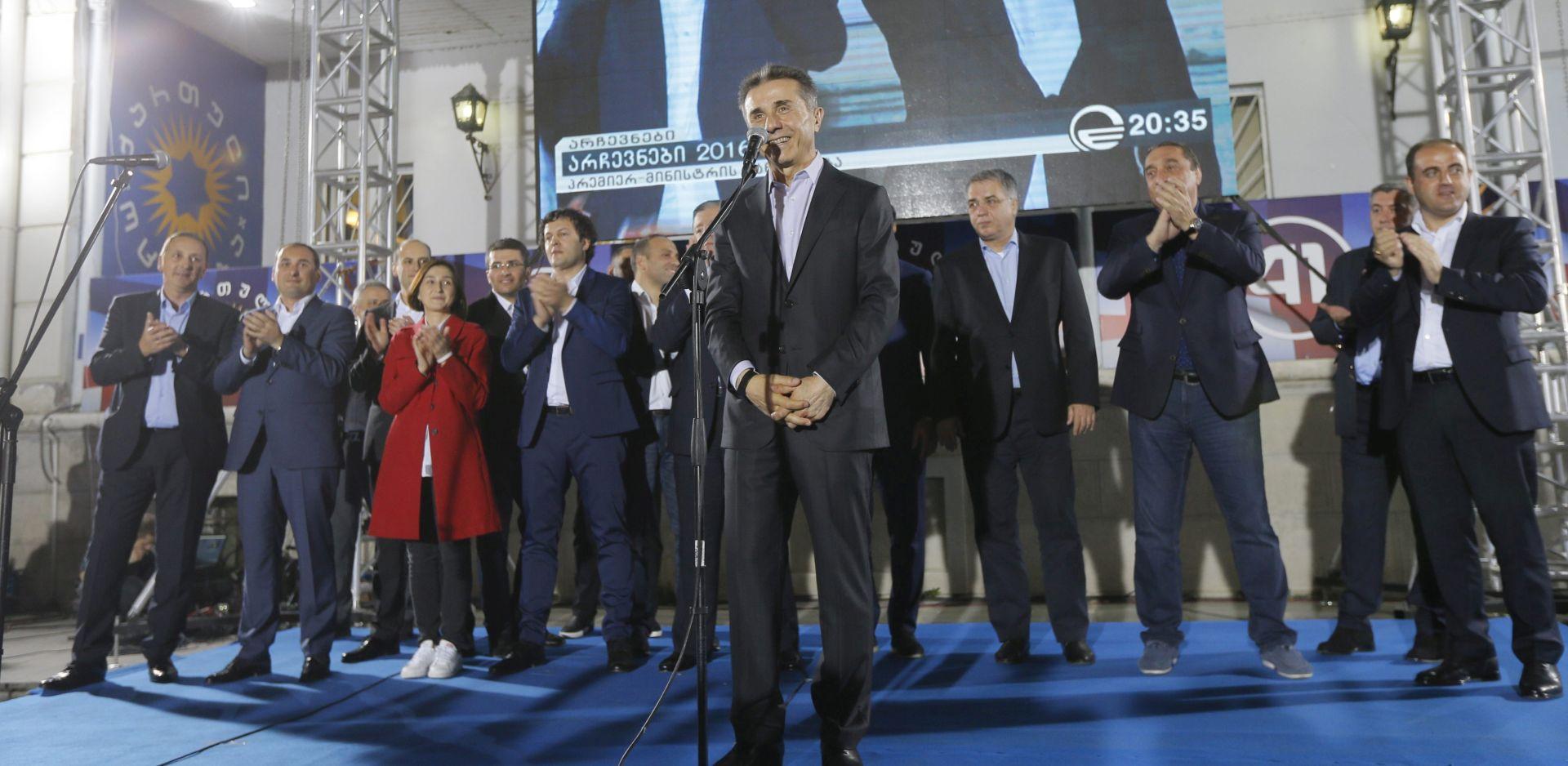 OESS pozdravlja dobro organizirane izbore u Gruziji, na kojima je pobijedila stranka na vlasti