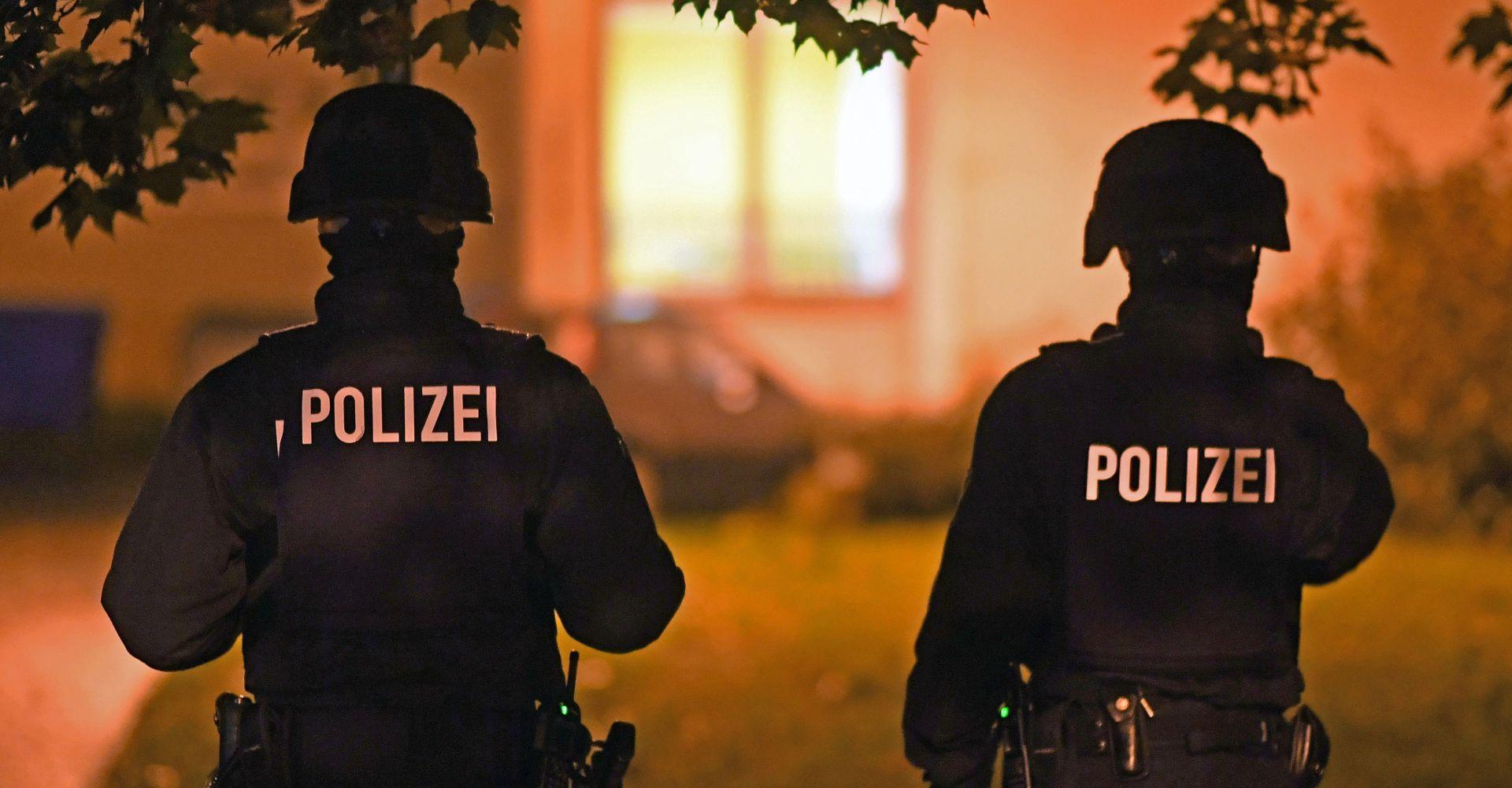 Njemačka policija traga za sirijskim izbjeglicom osumnjičenim za planiranje napada