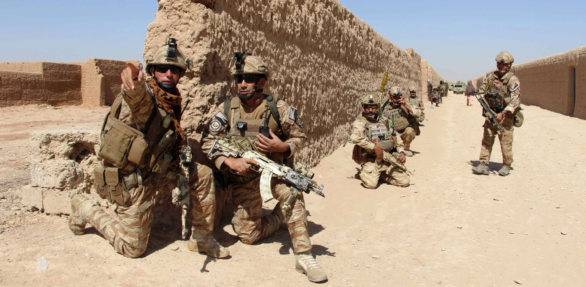 UJEDINJENI NARODI: Civili i dalje bježe iz afganistanskog Kunduza