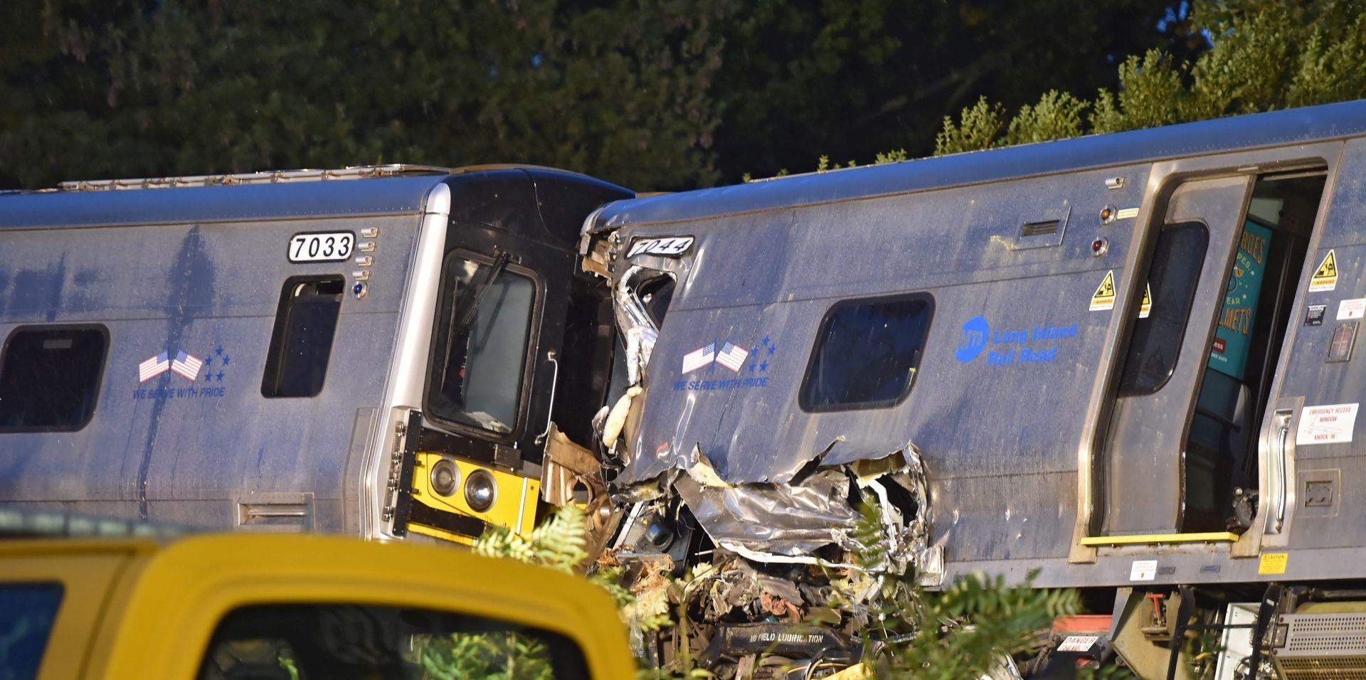 53 osobe poginule u nesreći putničkog vlaka u Kamerunu