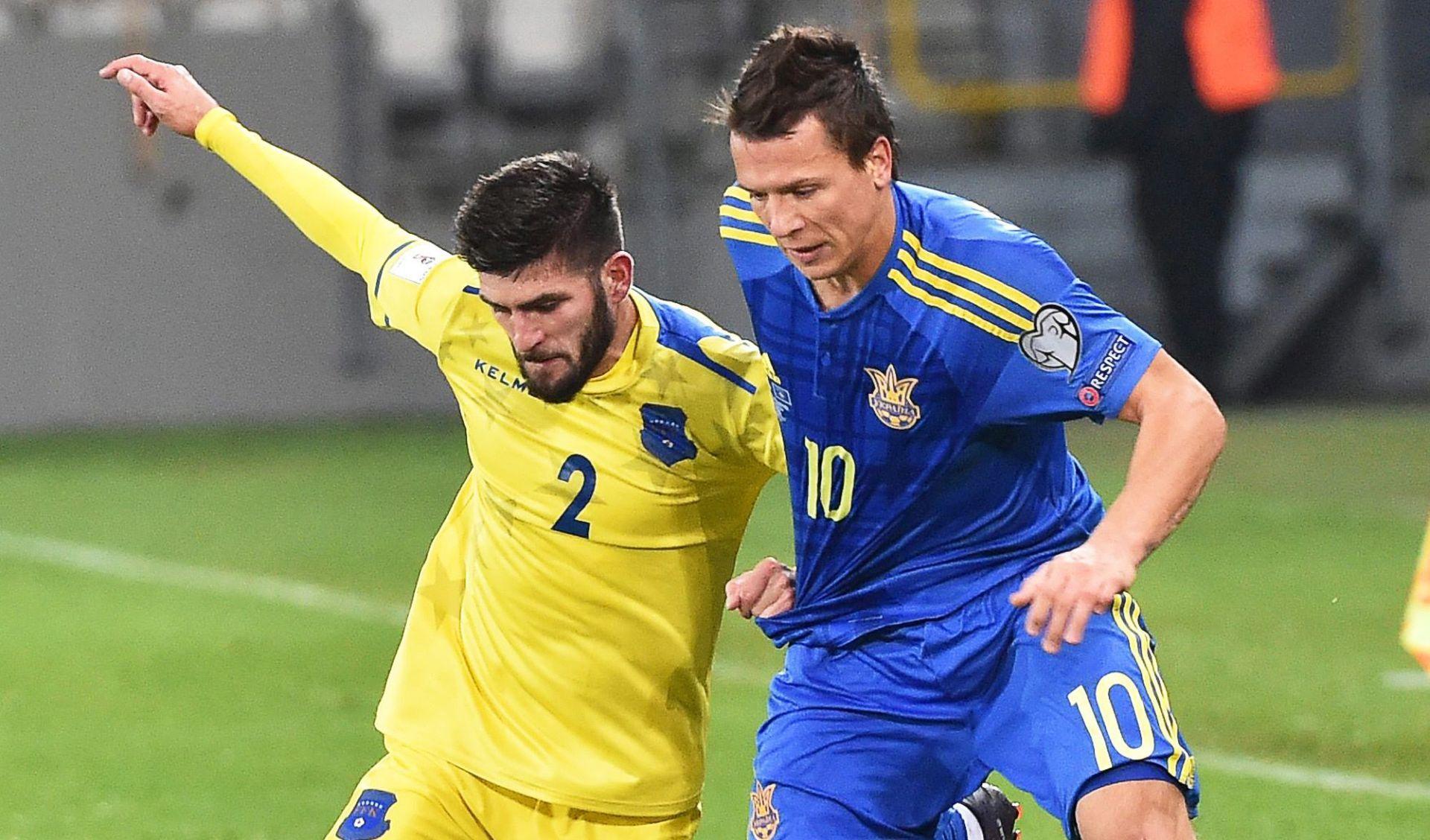 KVALIFIKACIJE ZA SP Ukrajina slavila protiv Kosova, Gruzija iznenadila Wales