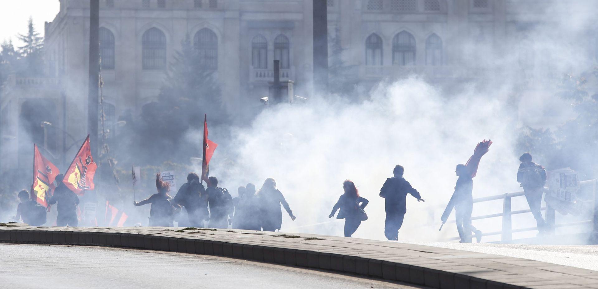 Zbog opasnosti od atentata u Ankari zabranjena javna okupljanja