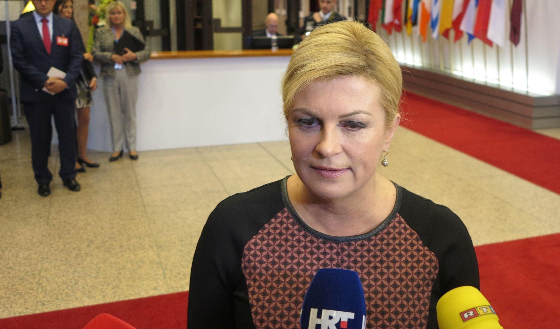GRABAR KITAROVIĆ U BRUXELLESU 'Treba se više fokusirati na jugoistok Europe'
