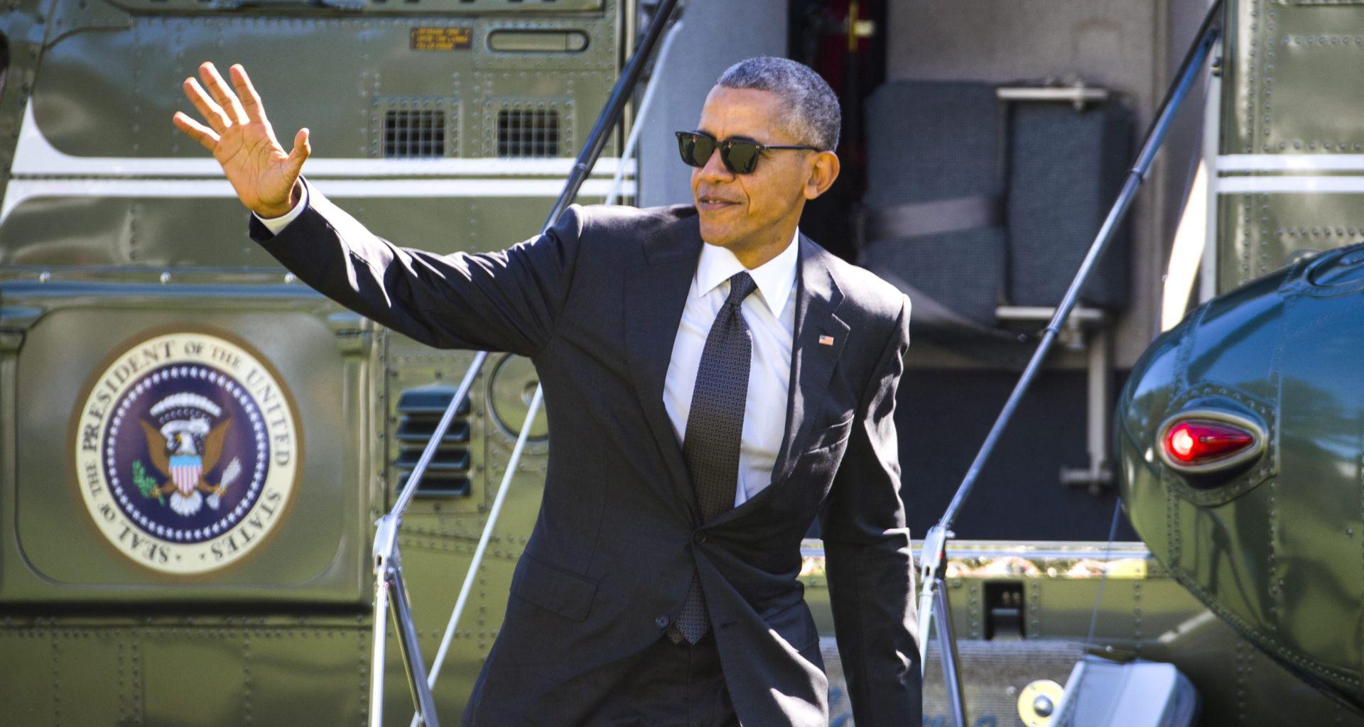 Obama upozorio da je na američkim izborima u pitanju sama demokracija
