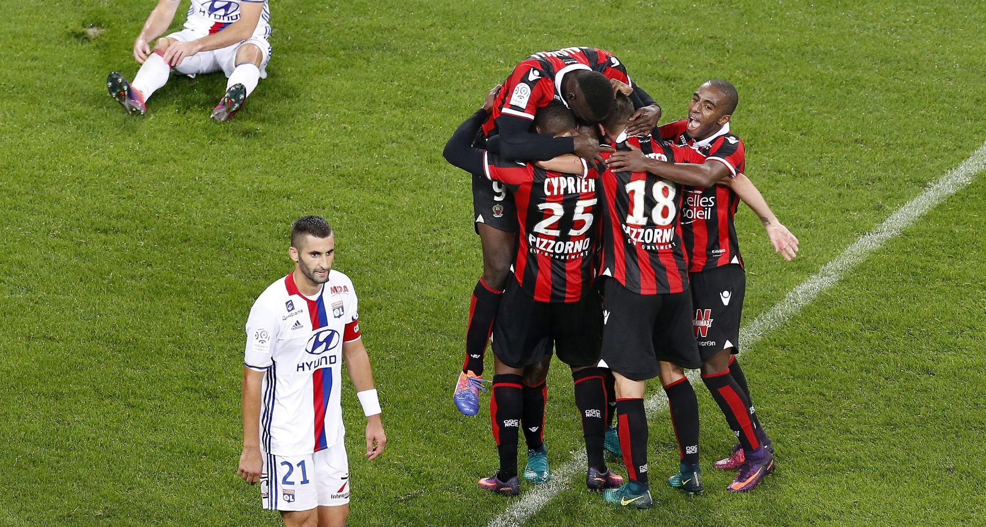 LIGUE 1 Nica nastavlja s pobjedama, Balotelli promašio penal, Subašić primio tri gola