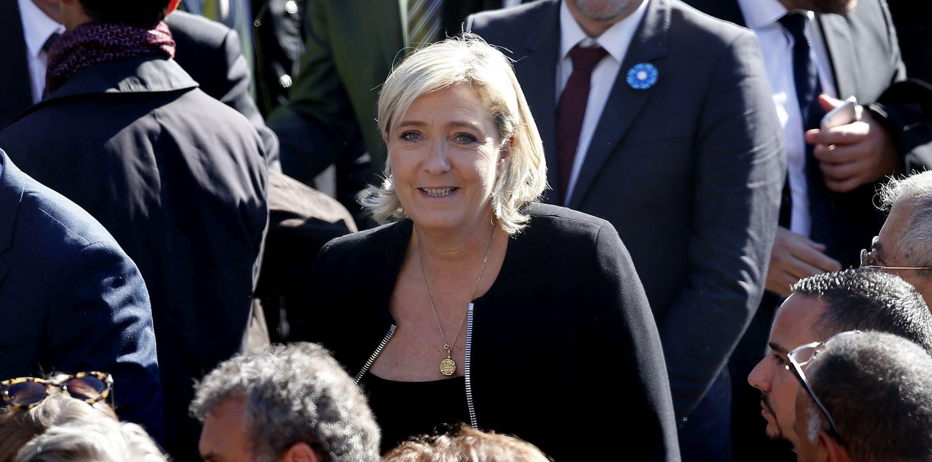 EP traži od Marine Le Pen da vrati 340.000 eura