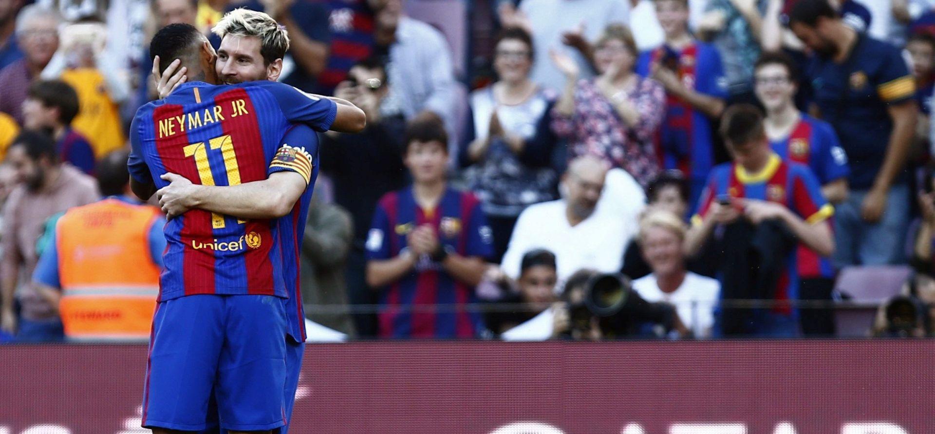 LIGA PRVAKA Šestica Arsenala, luda utakmica u Barceloni s hat-trickom Messija