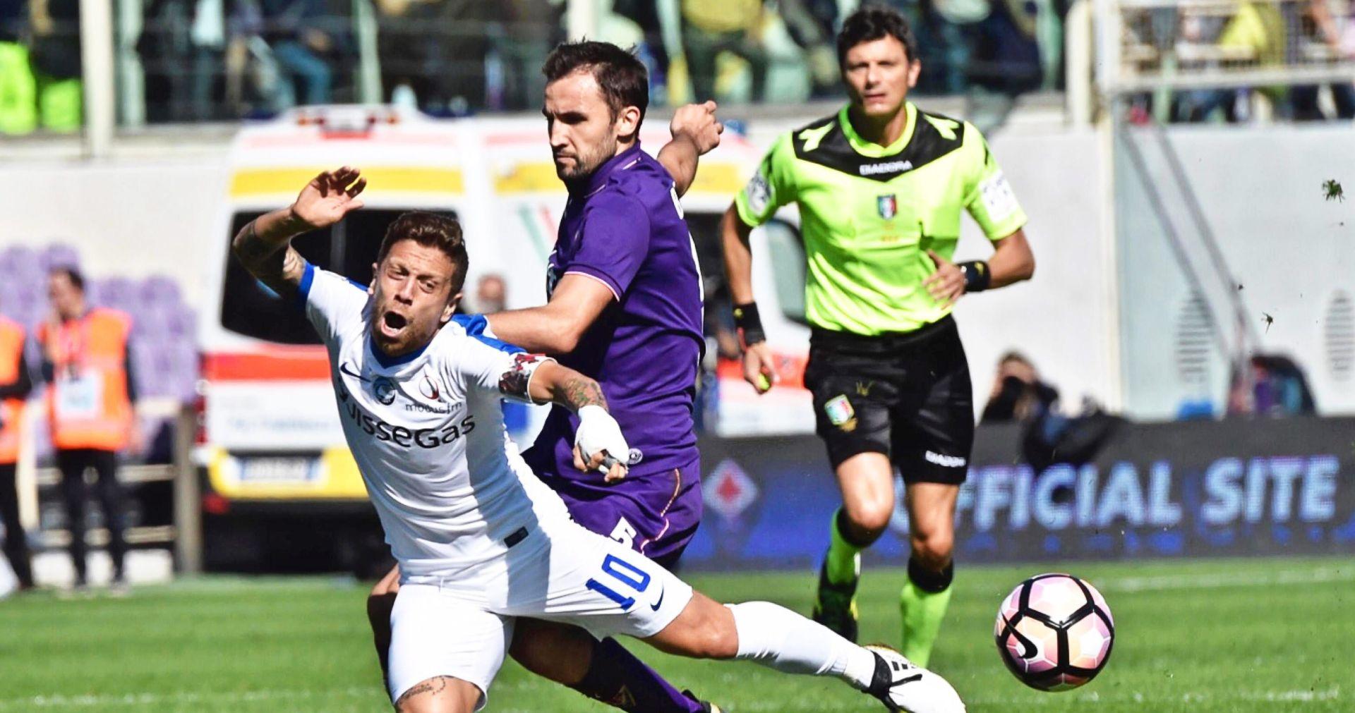 SERIE A Fiorentina i Atalanta bez golova, nastupila tri Hrvata