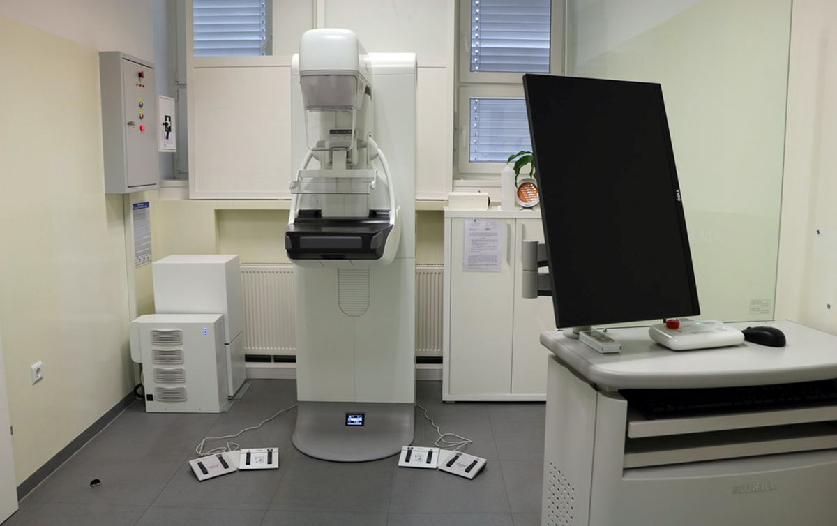 Zagreb dobio najsuvremeniji mobilni mamograf