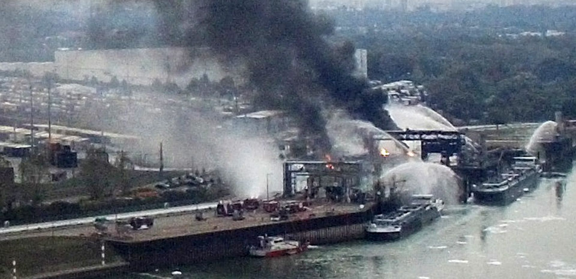 NJEMAČKA Potvrđen prvi smrtni slučaj u eksploziji tvornice BASF