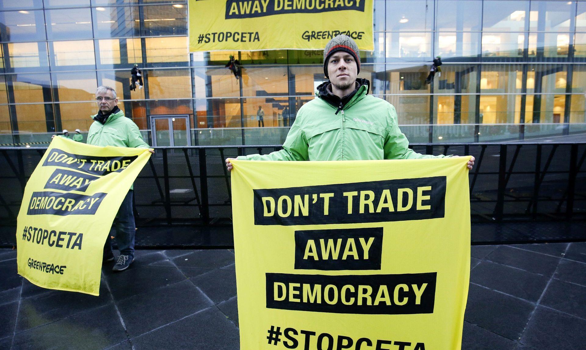 CETA: EU dao ultimatum Belgiji
