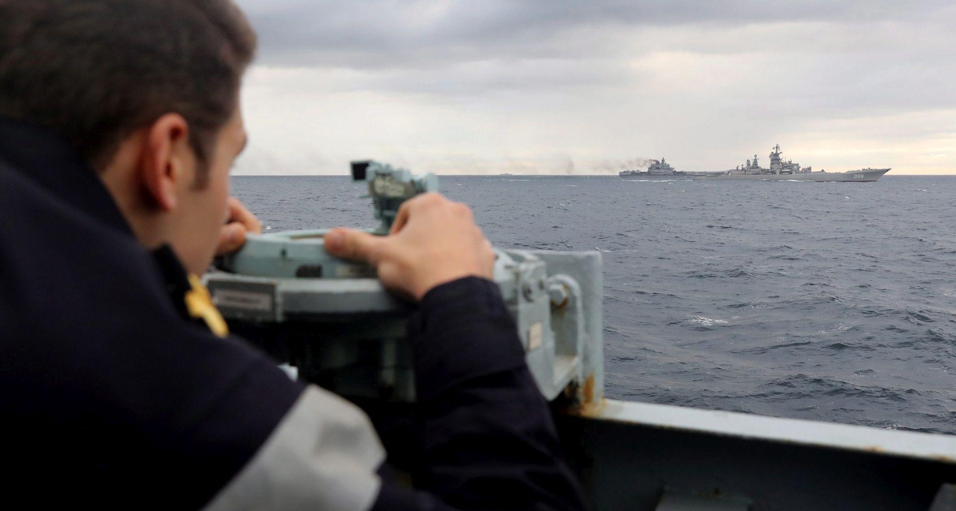 Putin najavio stalnu pripravnosti ruskih fregata u Sredozemlju