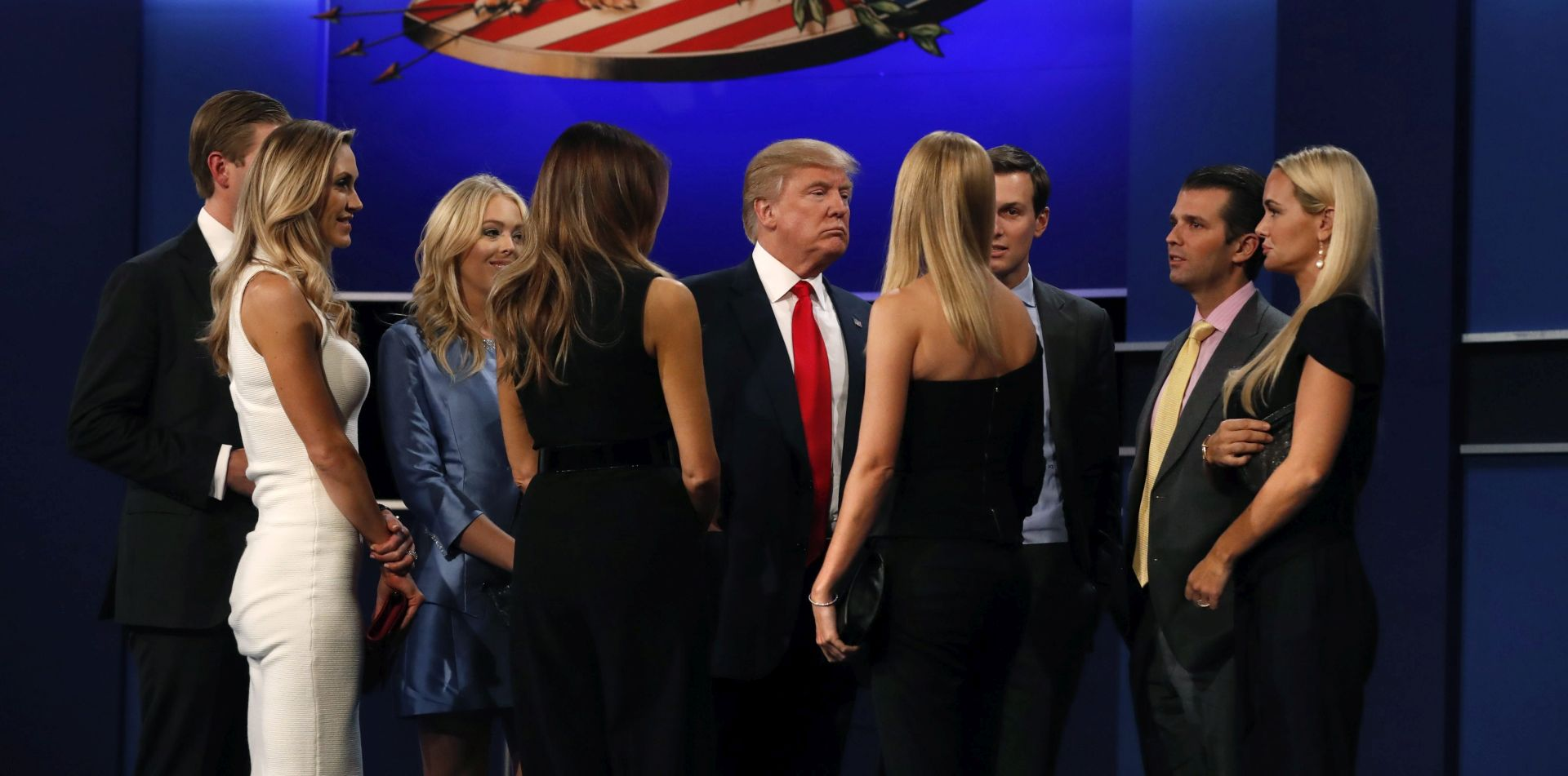 """Trump napao Michelle Obamu: """"Ona samo želi voditi kampanju za Clinton"""""""