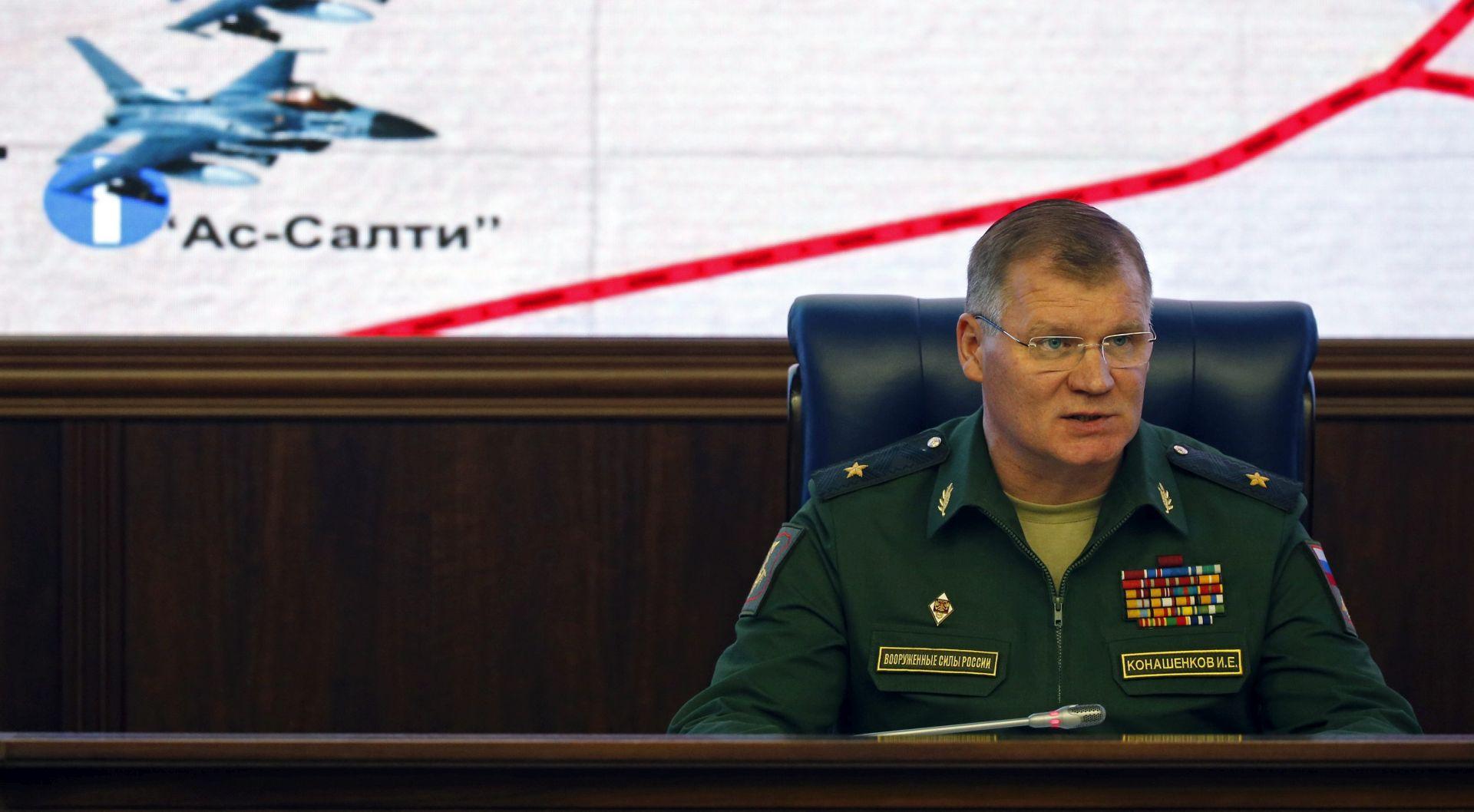 Rusija produljuje stanku u bombardiranju Alepa do 22. listopada