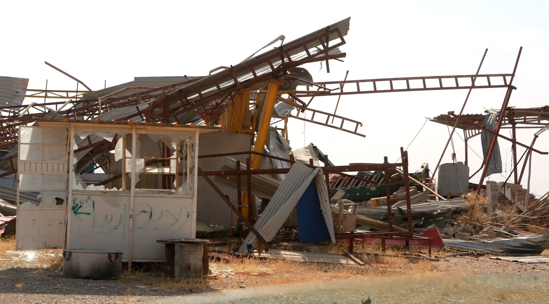 IRAK Eksplozija autobombe na tržnici u Bagdadu, poginulo devet osoba