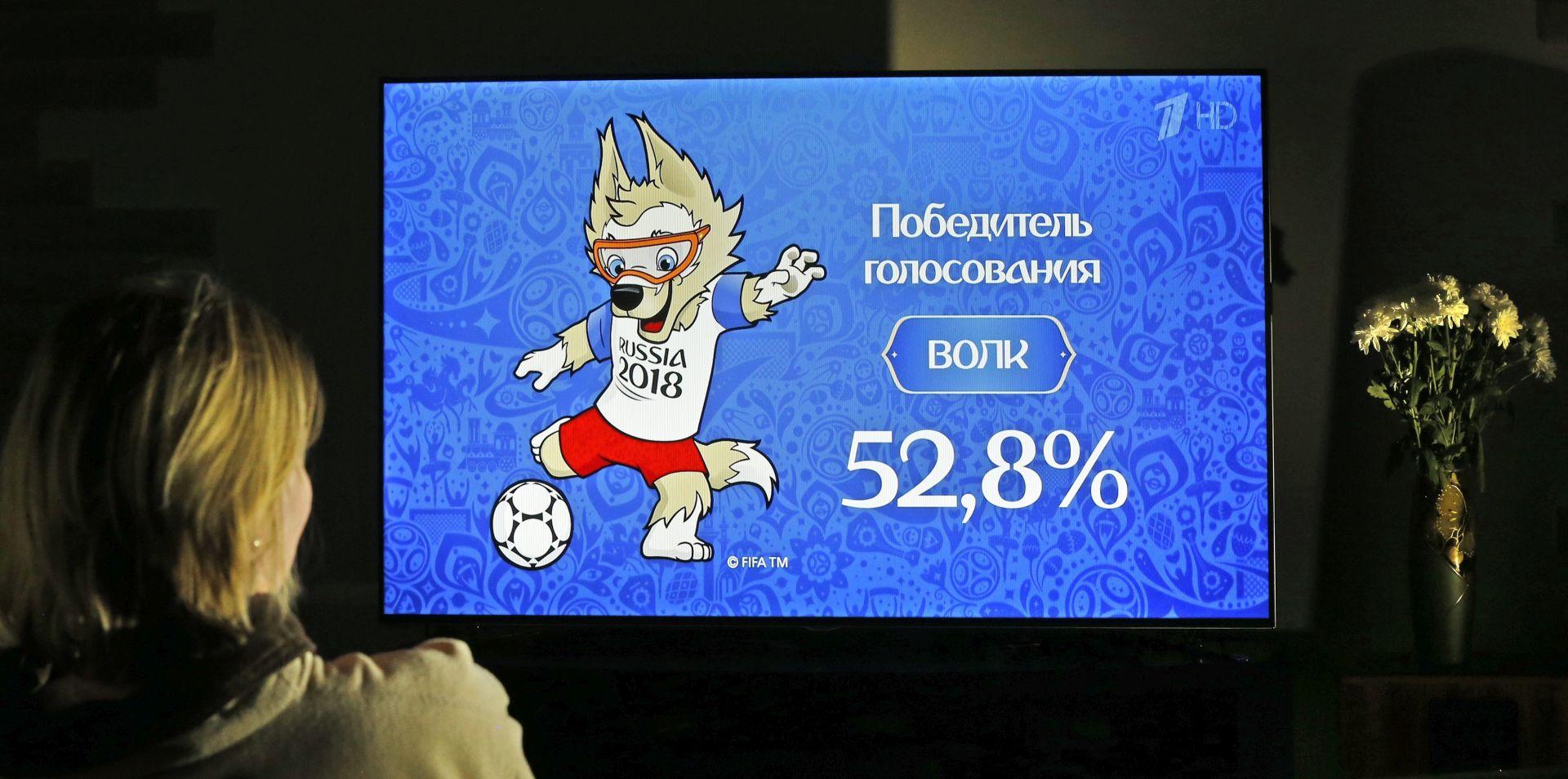 Vuk Zabivaka maskota SP 2018 u Rusiji