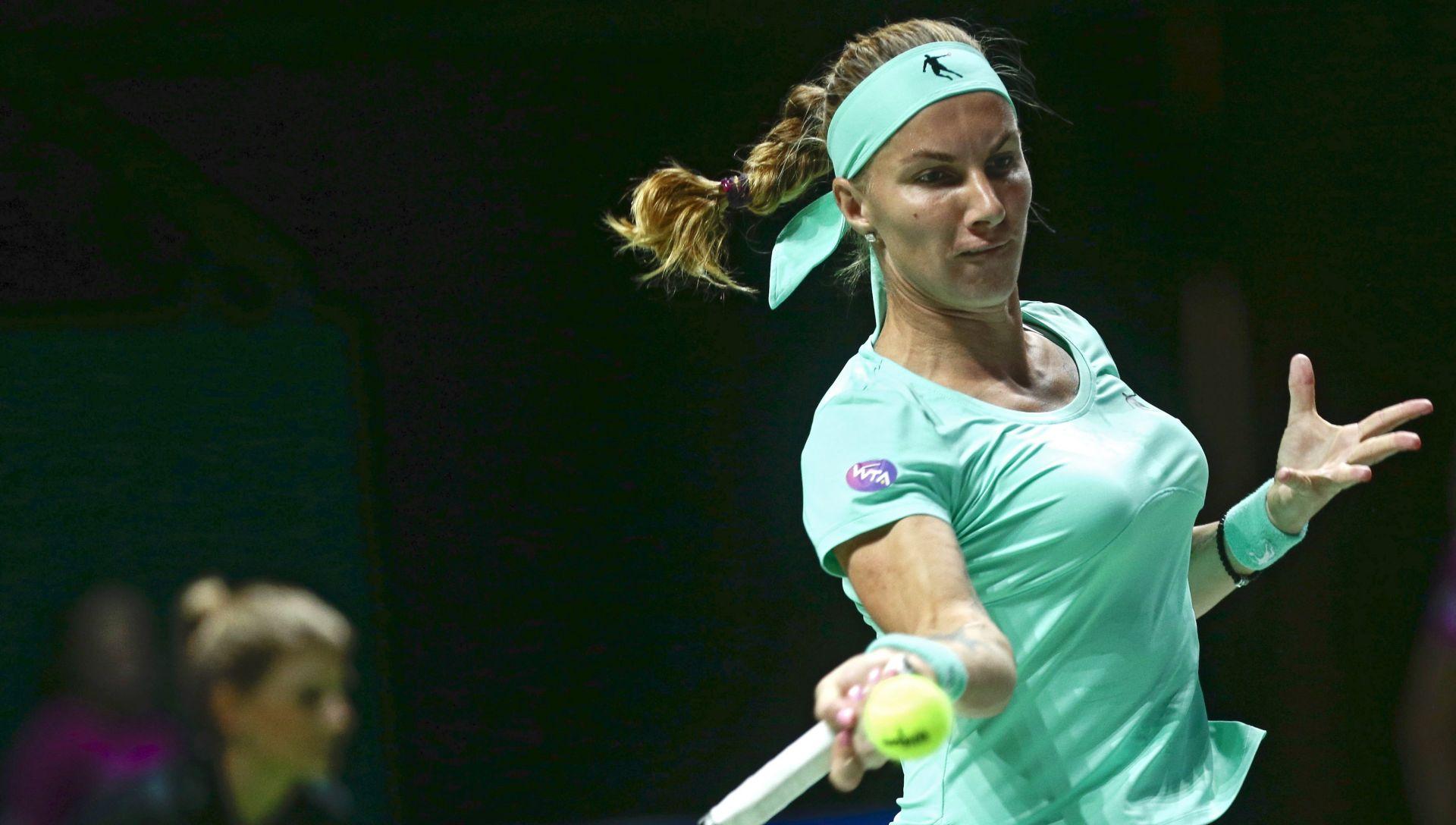 VIDEO: Kuznetsova se ošišala usred meča i svladala braniteljicu naslova WTA finala