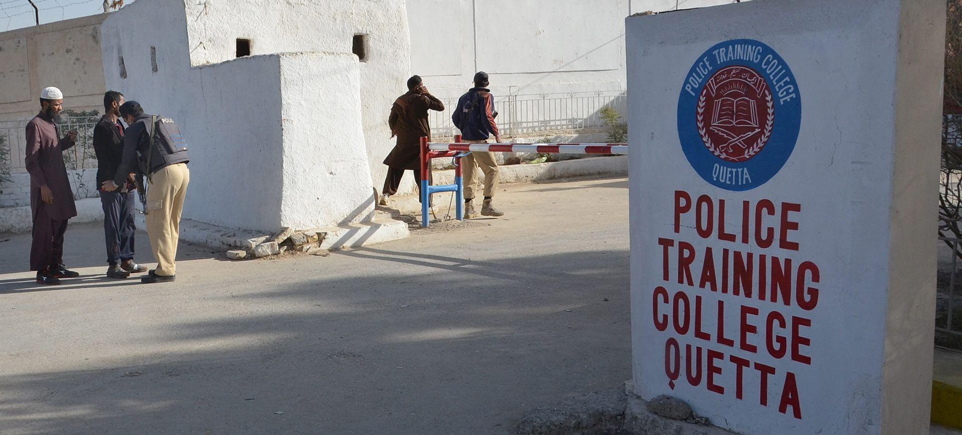 PAKISTAN Islamska država preuzela odgovornost za napad na policijsku akademiju