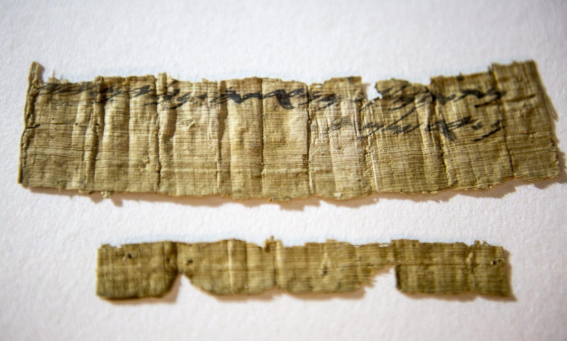 "Izrael objavio najstariji ""hebrejski"" spomen Jeruzalema"